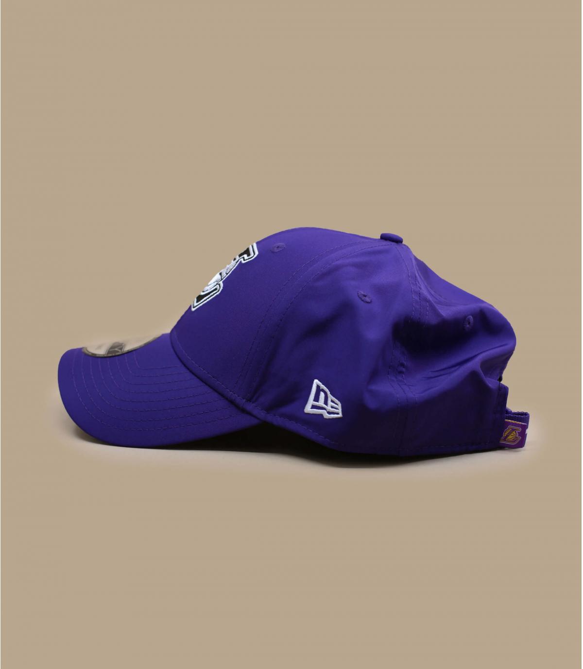 Cap Lakers violett