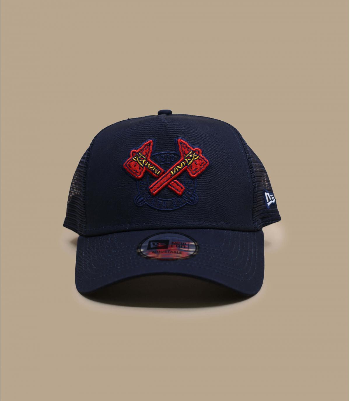 Trucker Cap Atlanta Braves
