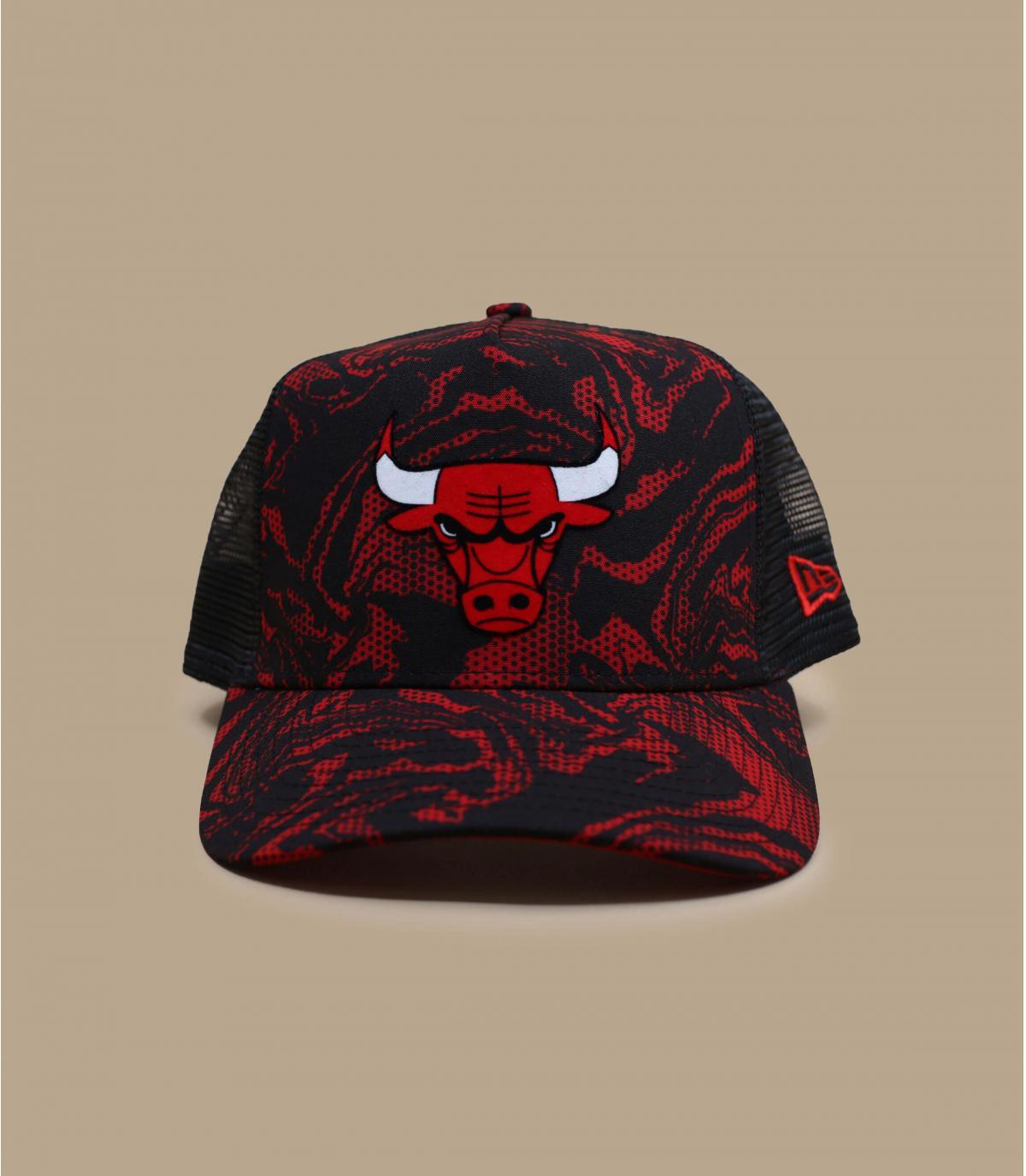 Trucker Cap camo Bulls