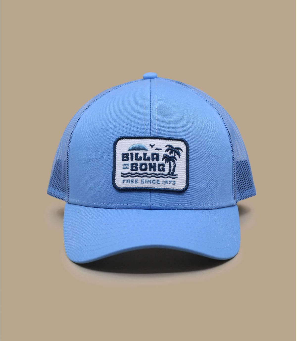 Kinder Trucker Cap blau Billabong
