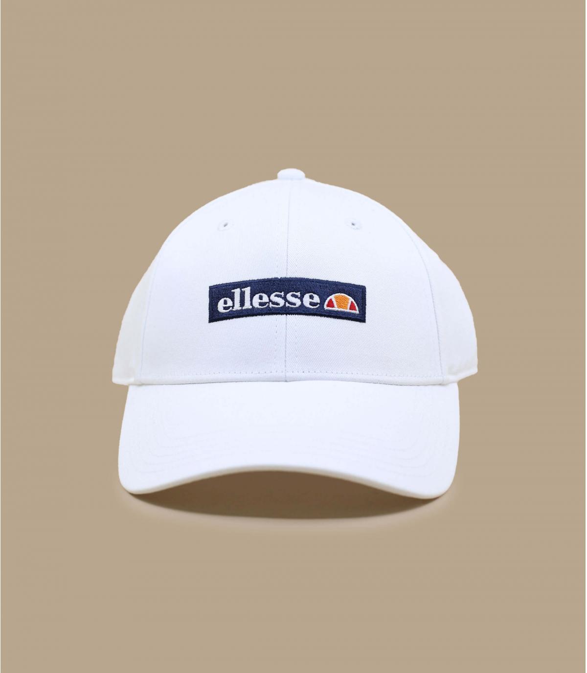 Cap Ellesse weiß