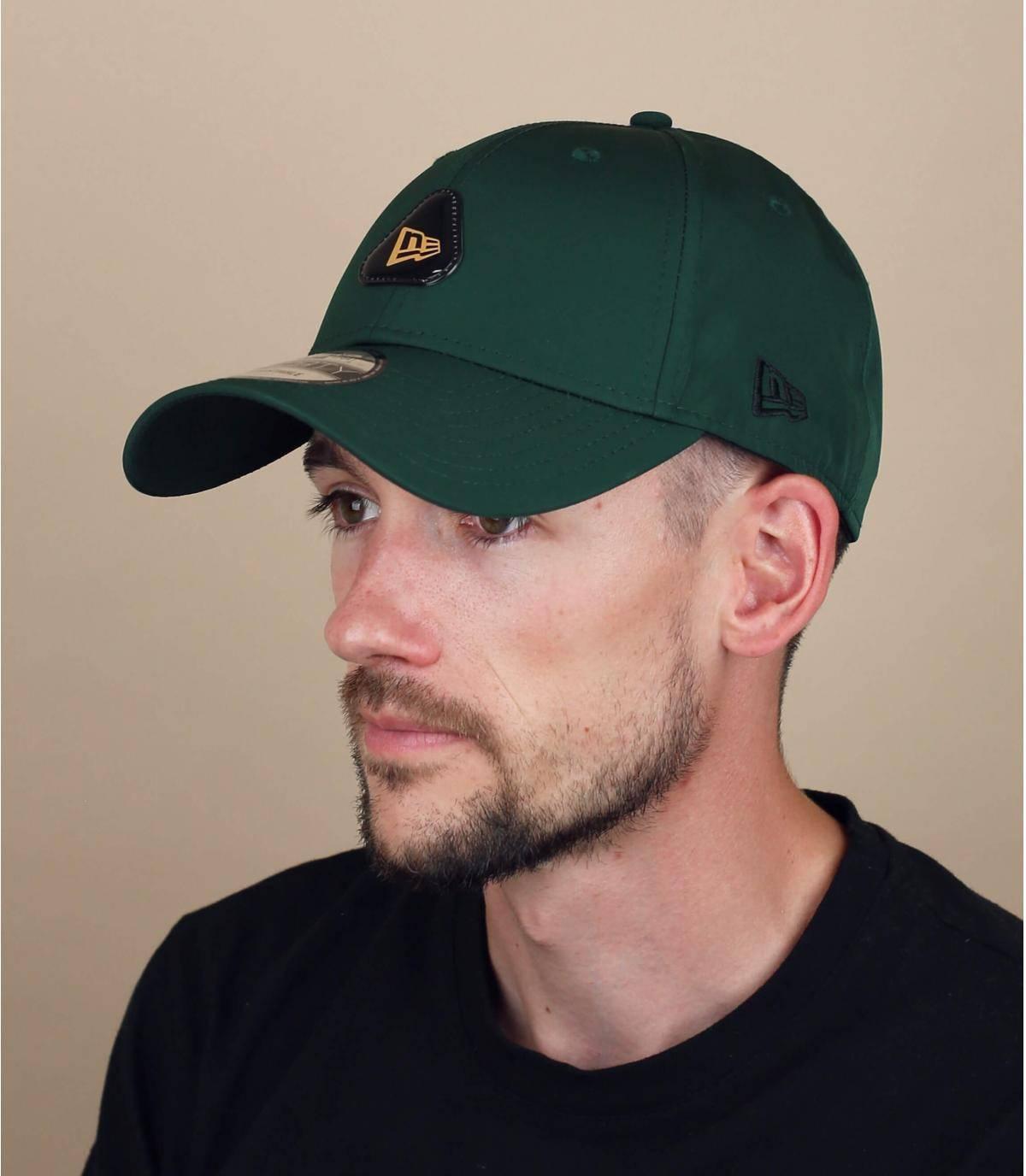 Cap New Era grün