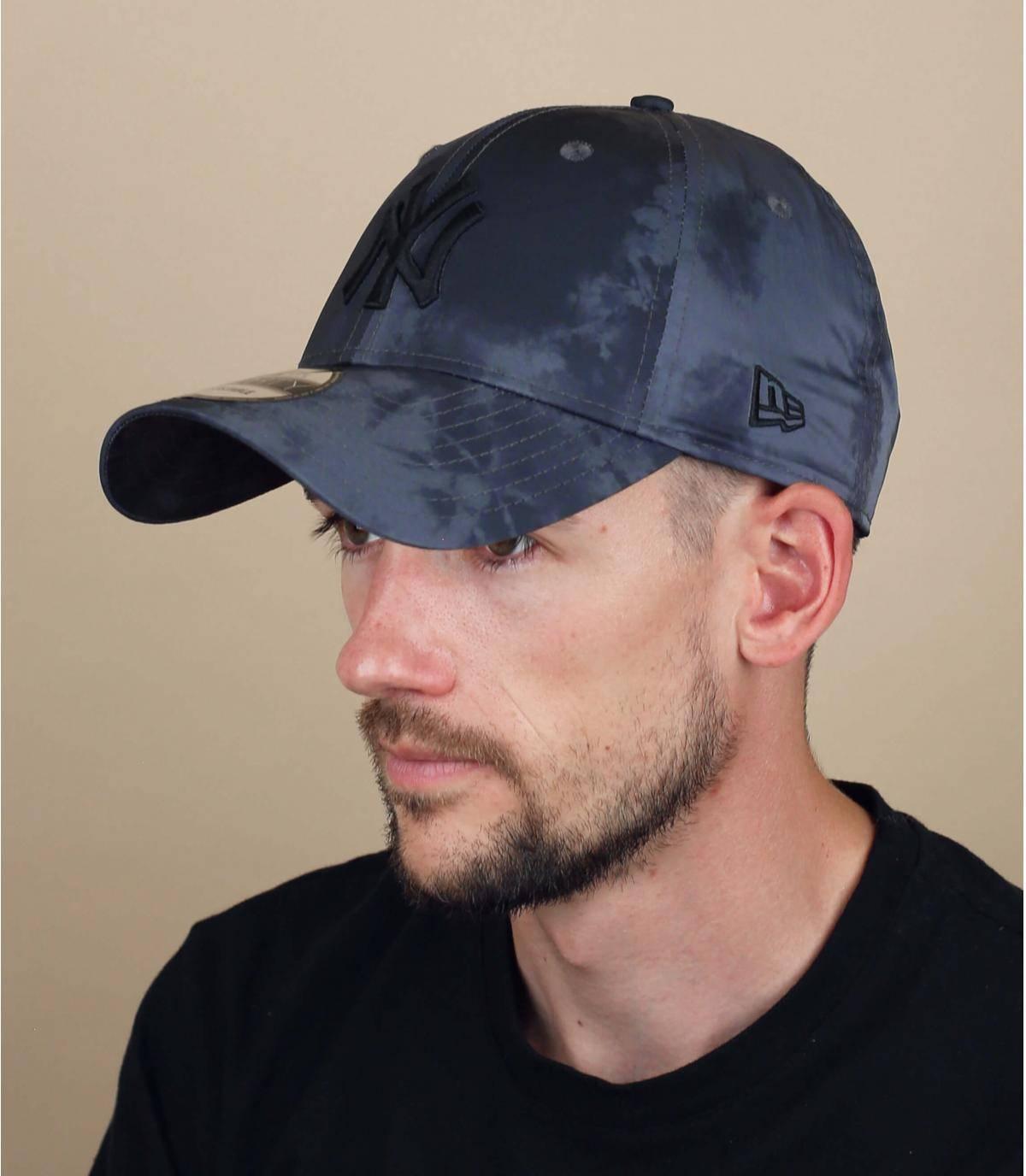 Cap NY schwarz