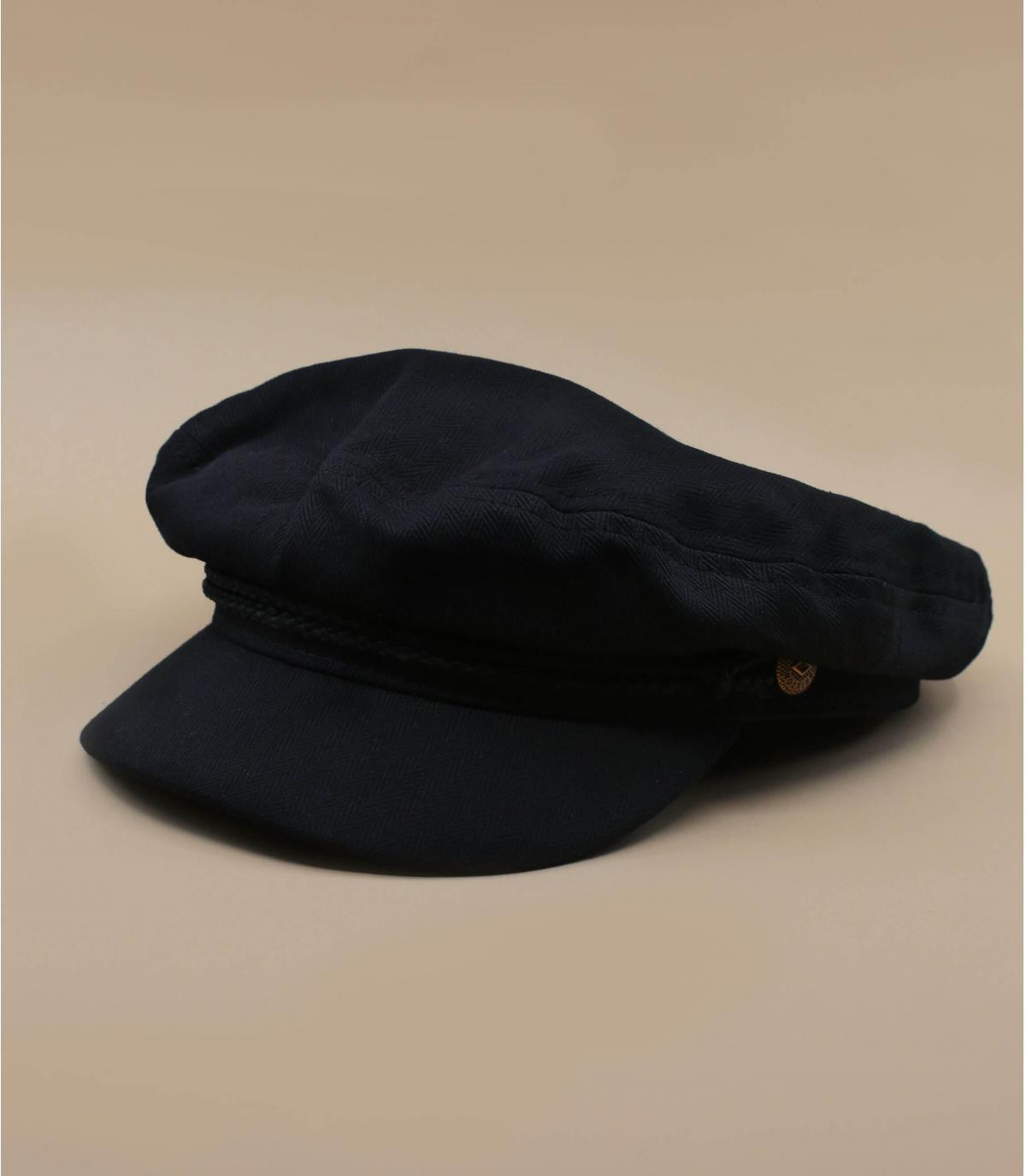 Cap marine schwarz