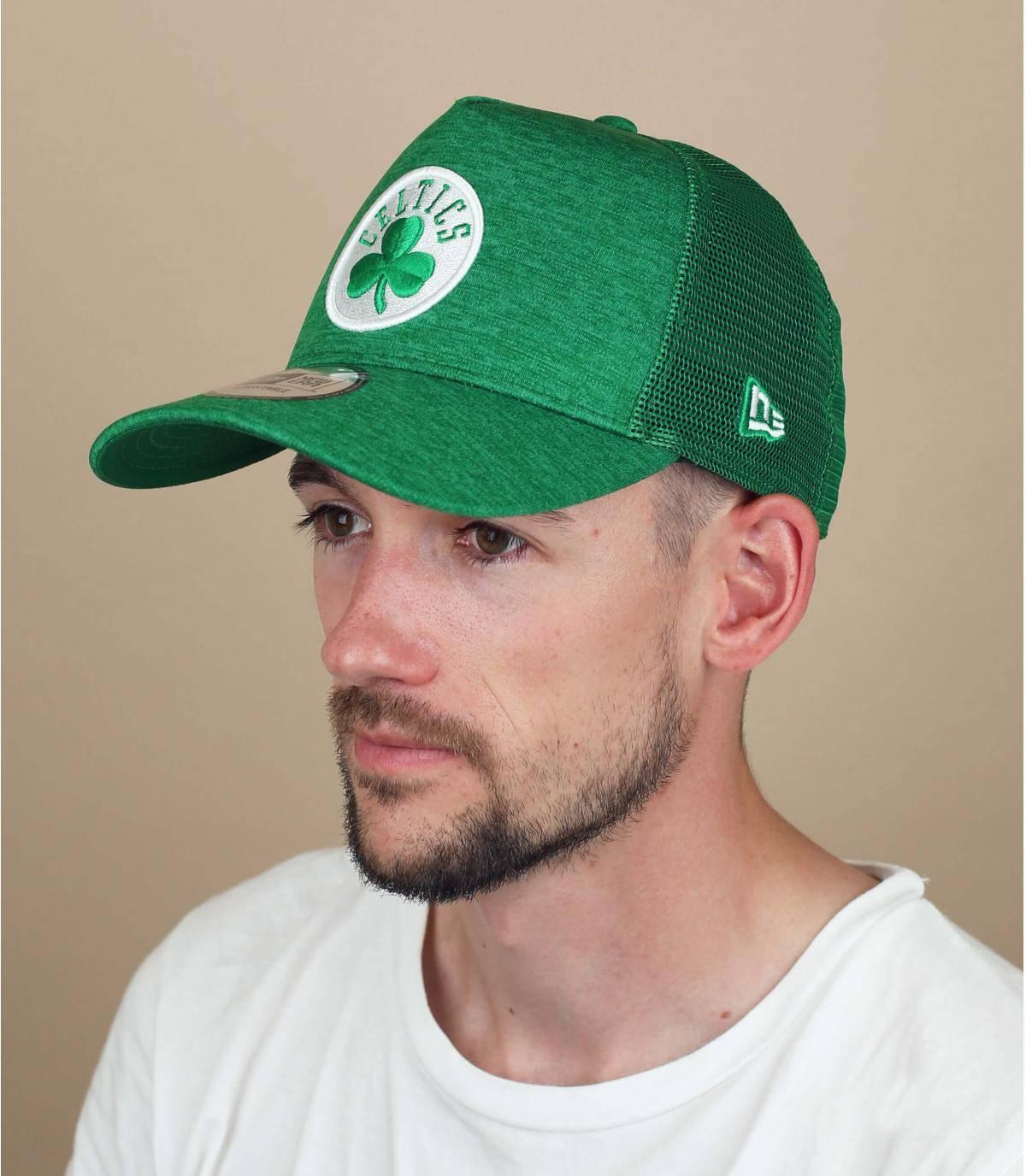 Trucker Cap Celtics grün