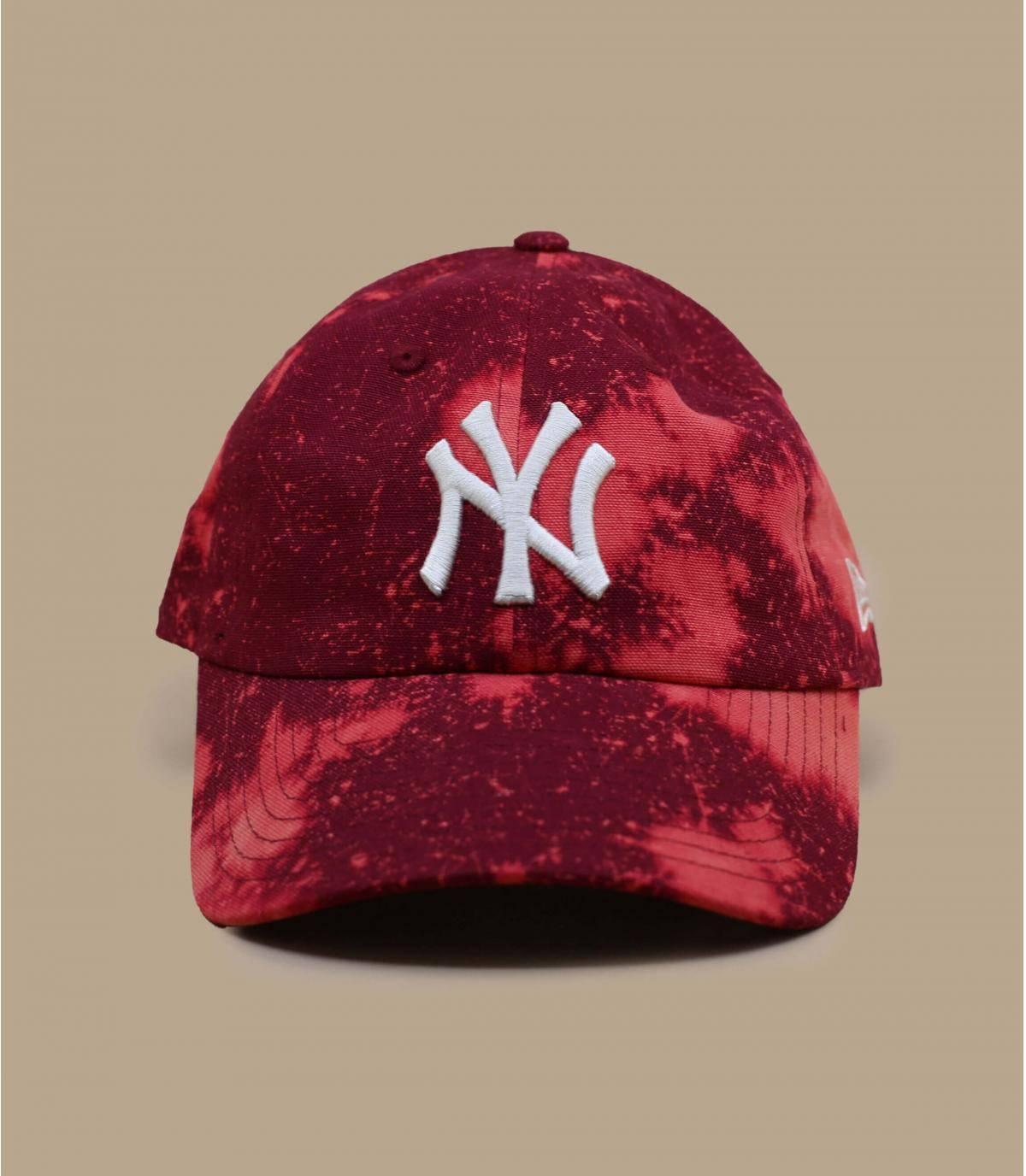 Cap NY rot