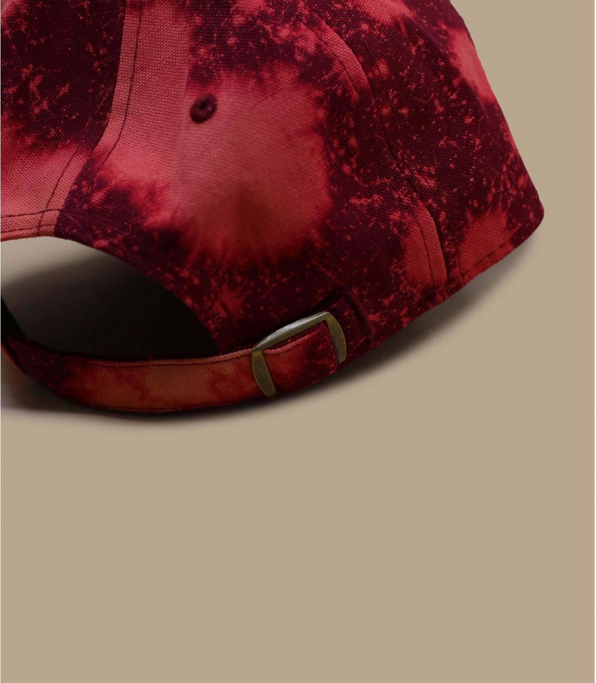 Details Wash Canvas CSCL 920 NY hot red - Abbildung 4