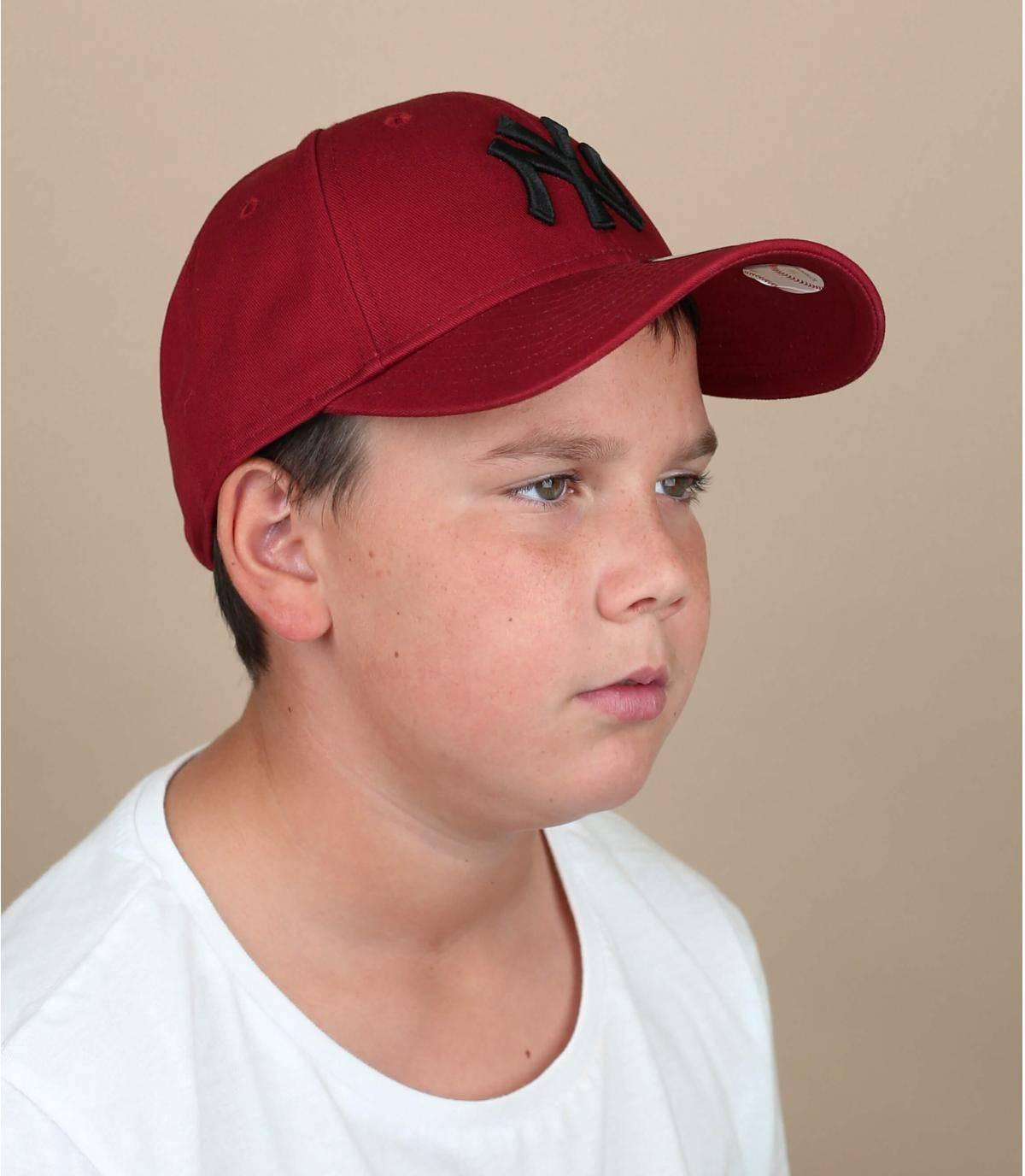 Kinder Cap NY rot