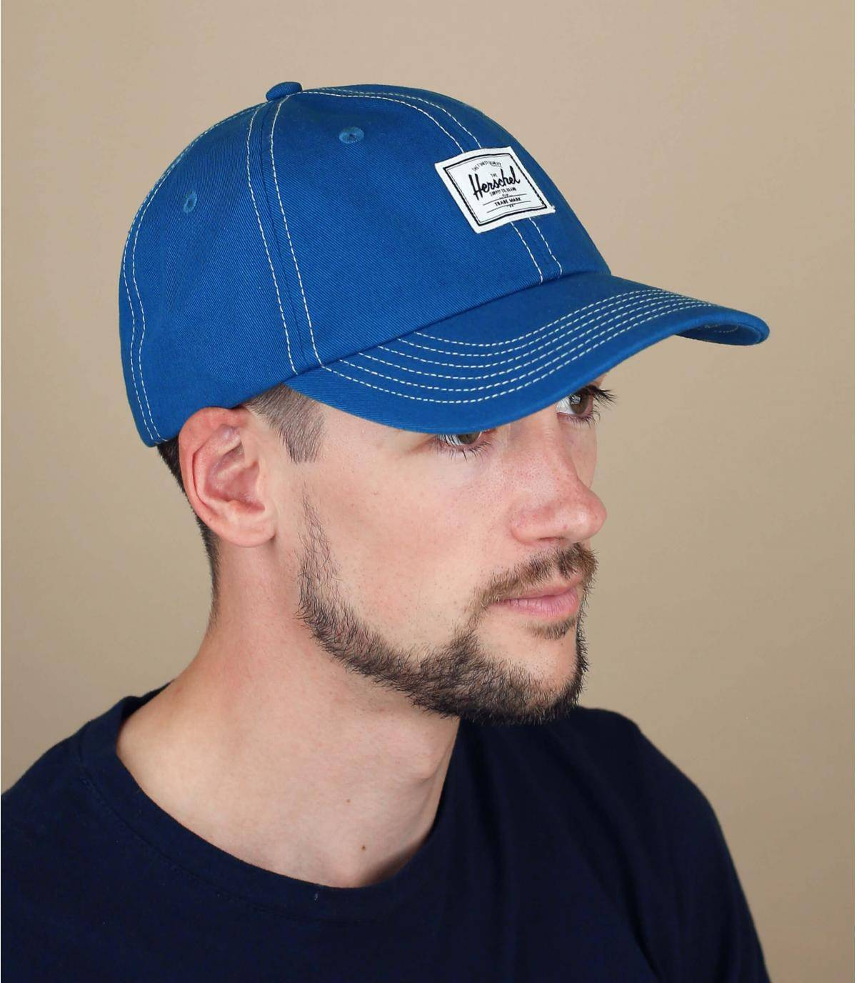 Cap Herschel blau