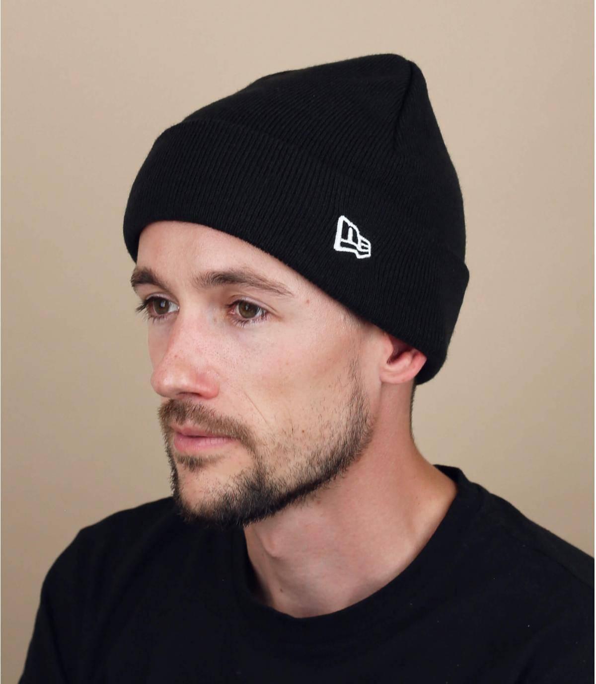 Mütze New Era schwarz