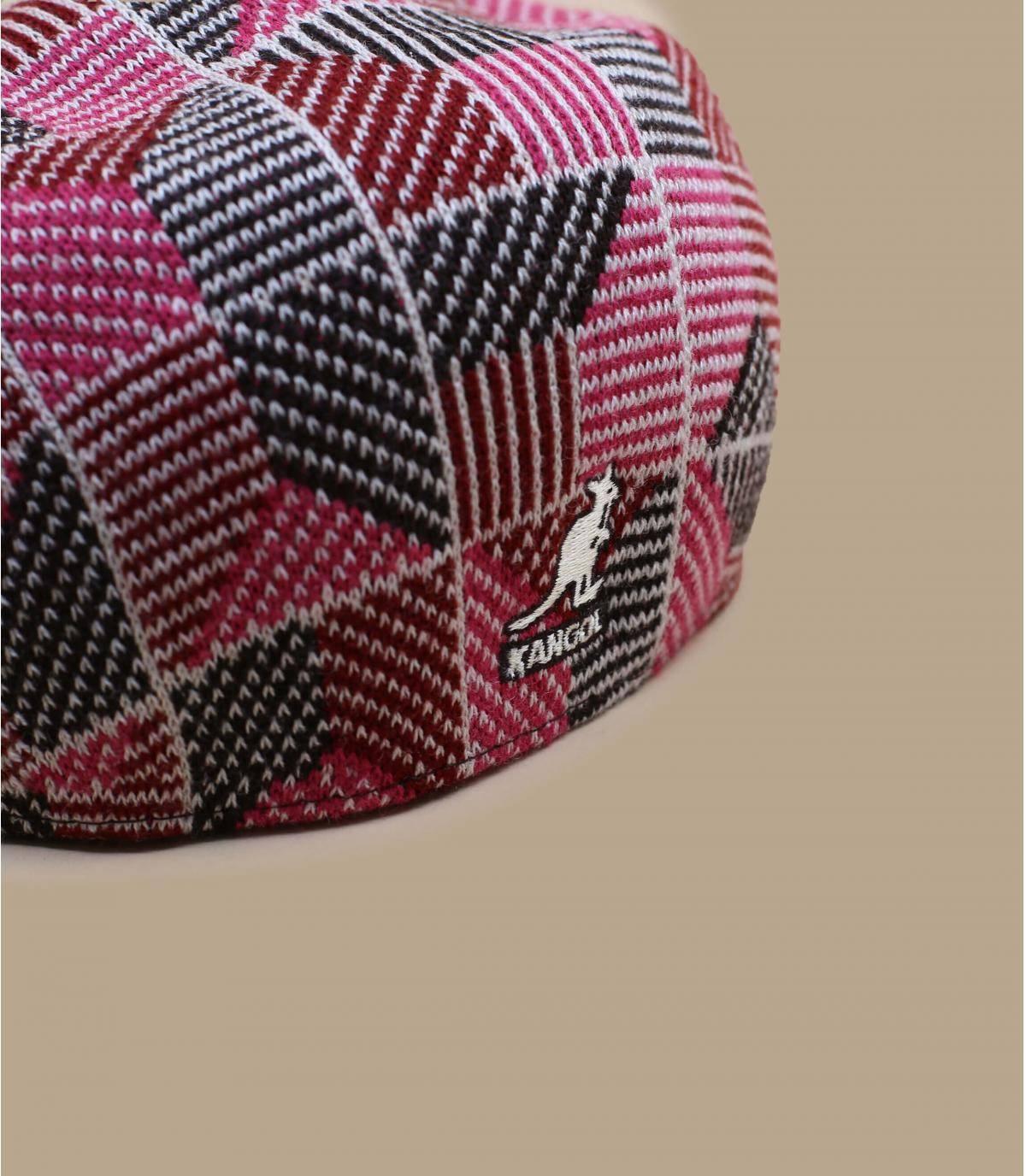 Details 507 Tiled electric pink - Abbildung 3