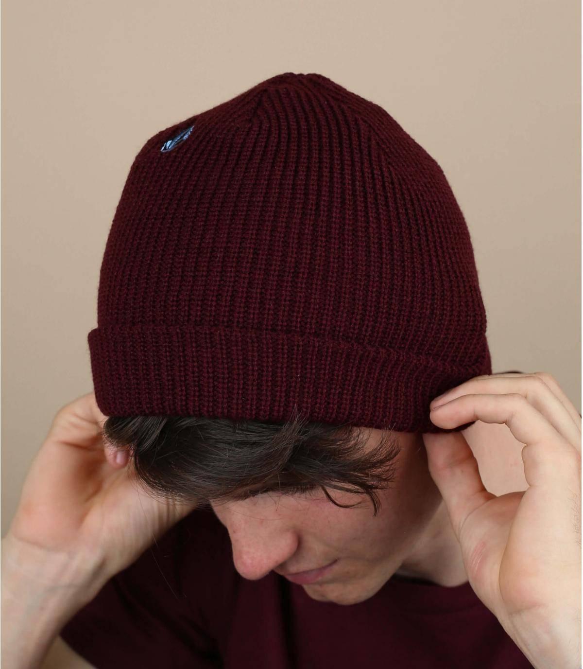 Mütze bordeaux Volcom