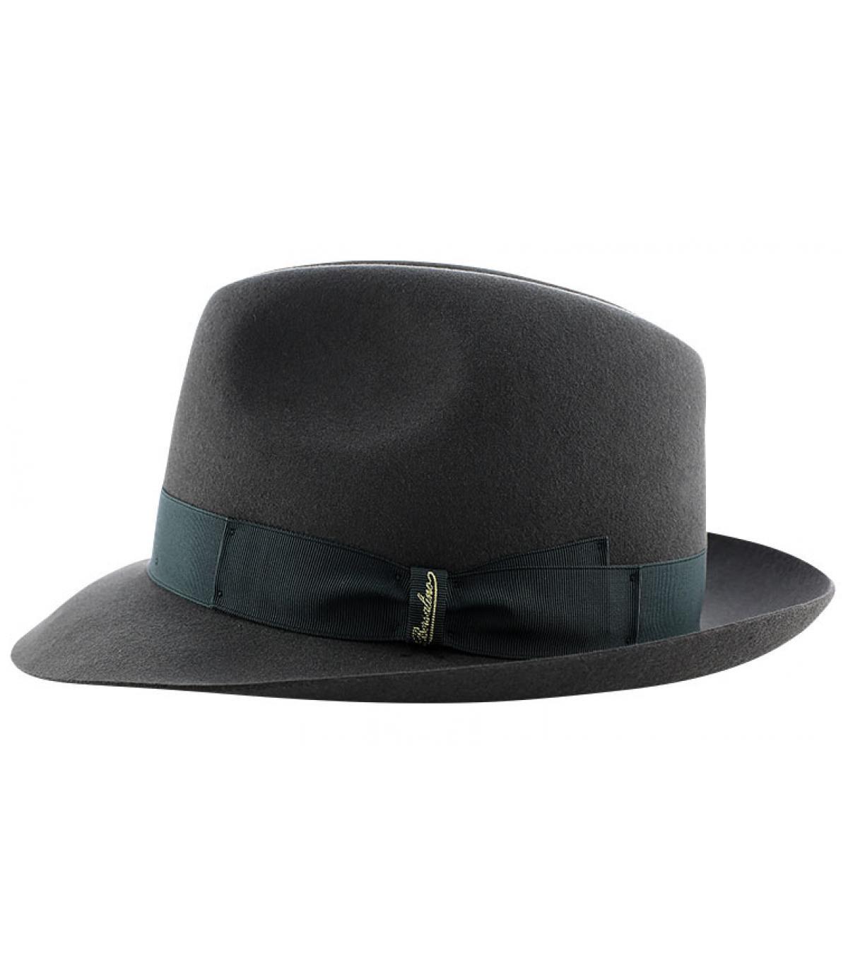Details Marengo grey fur felt hat - Abbildung 4