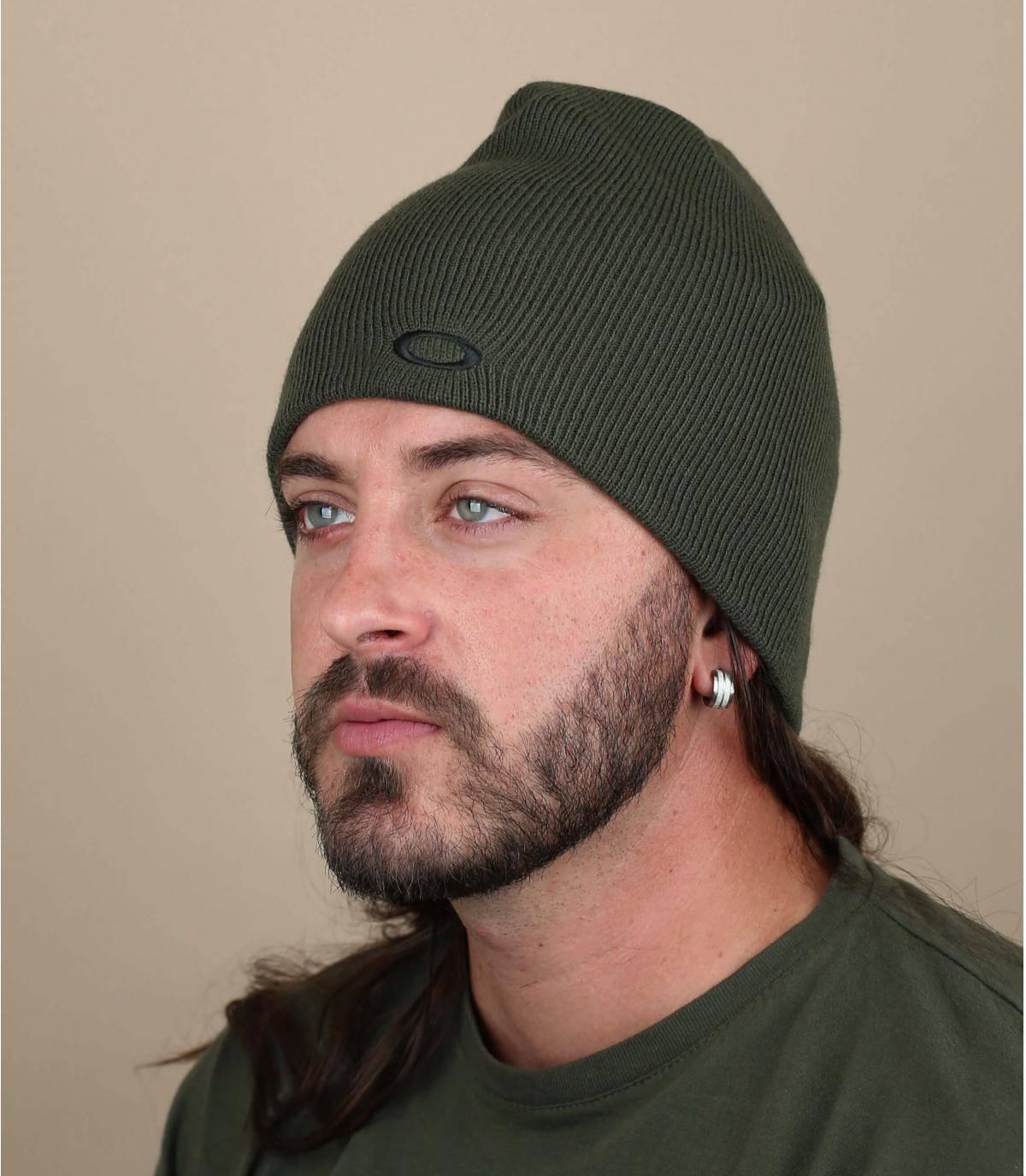 Mütze Oakley grün
