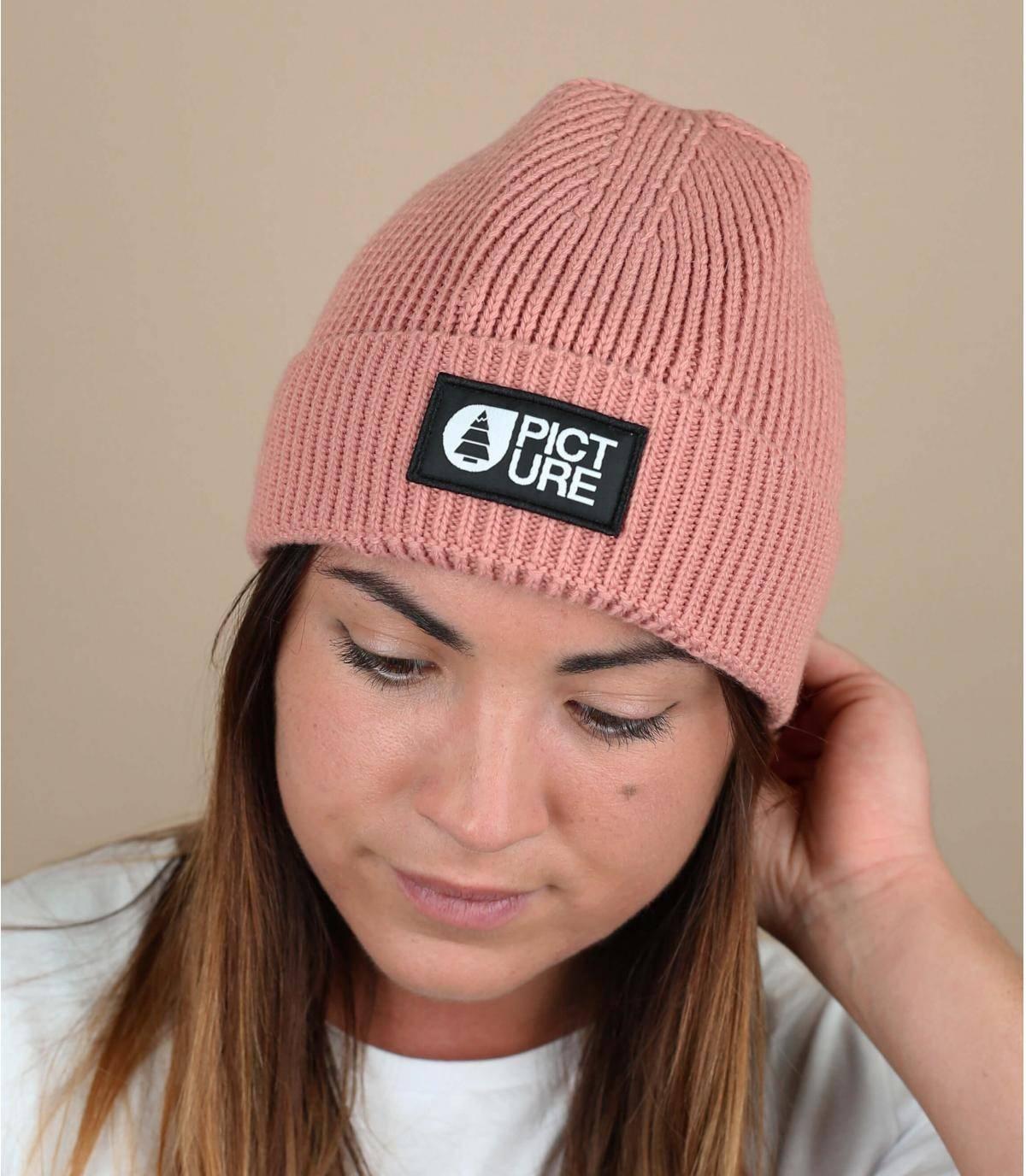 Mütze Picture rosa