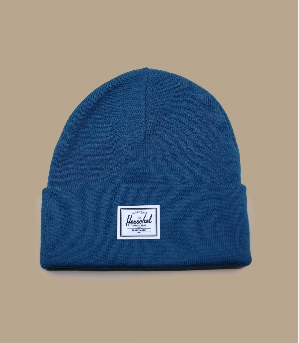 Mütze blau Herschel