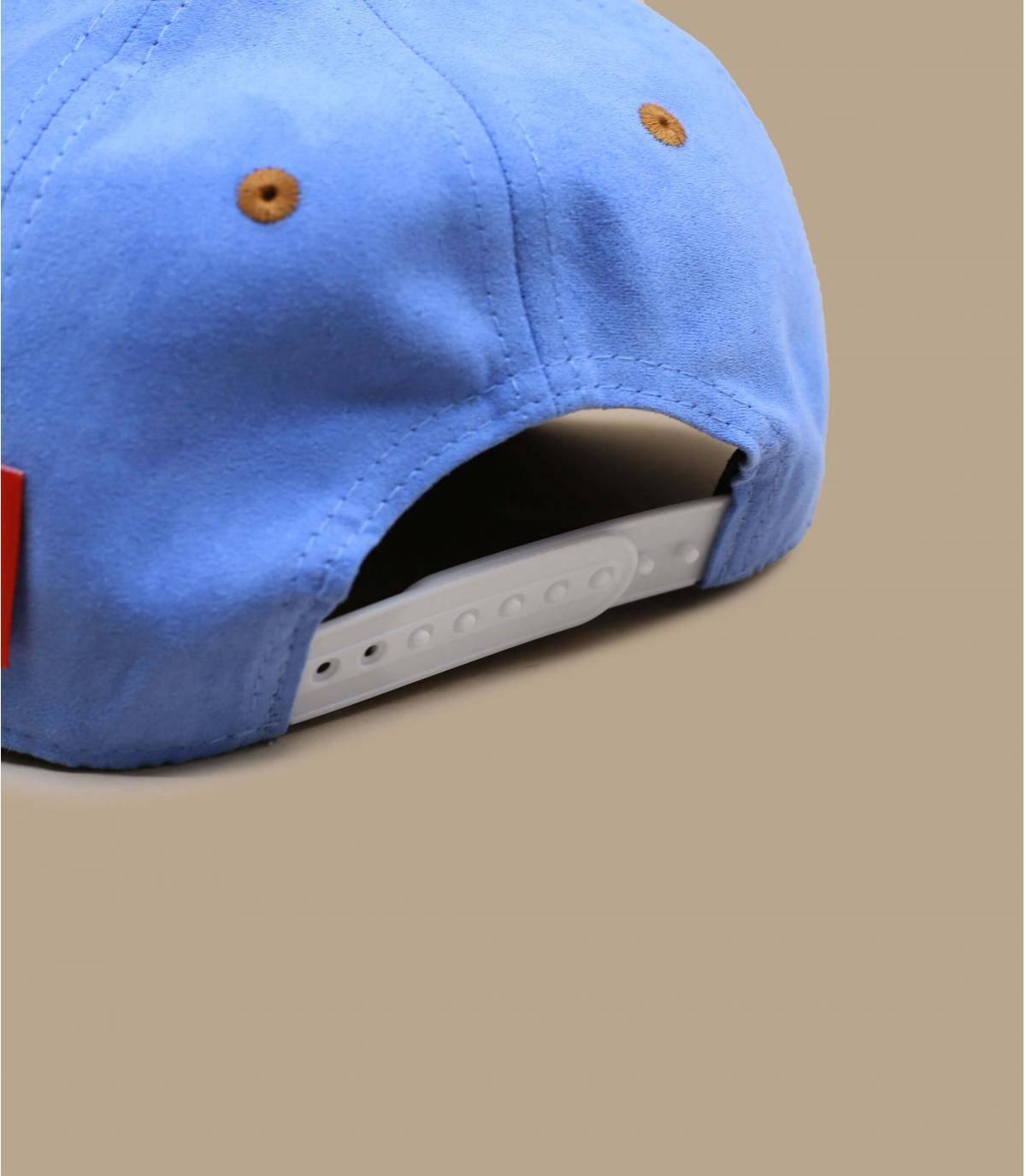 Details Suede cool blue - Abbildung 3
