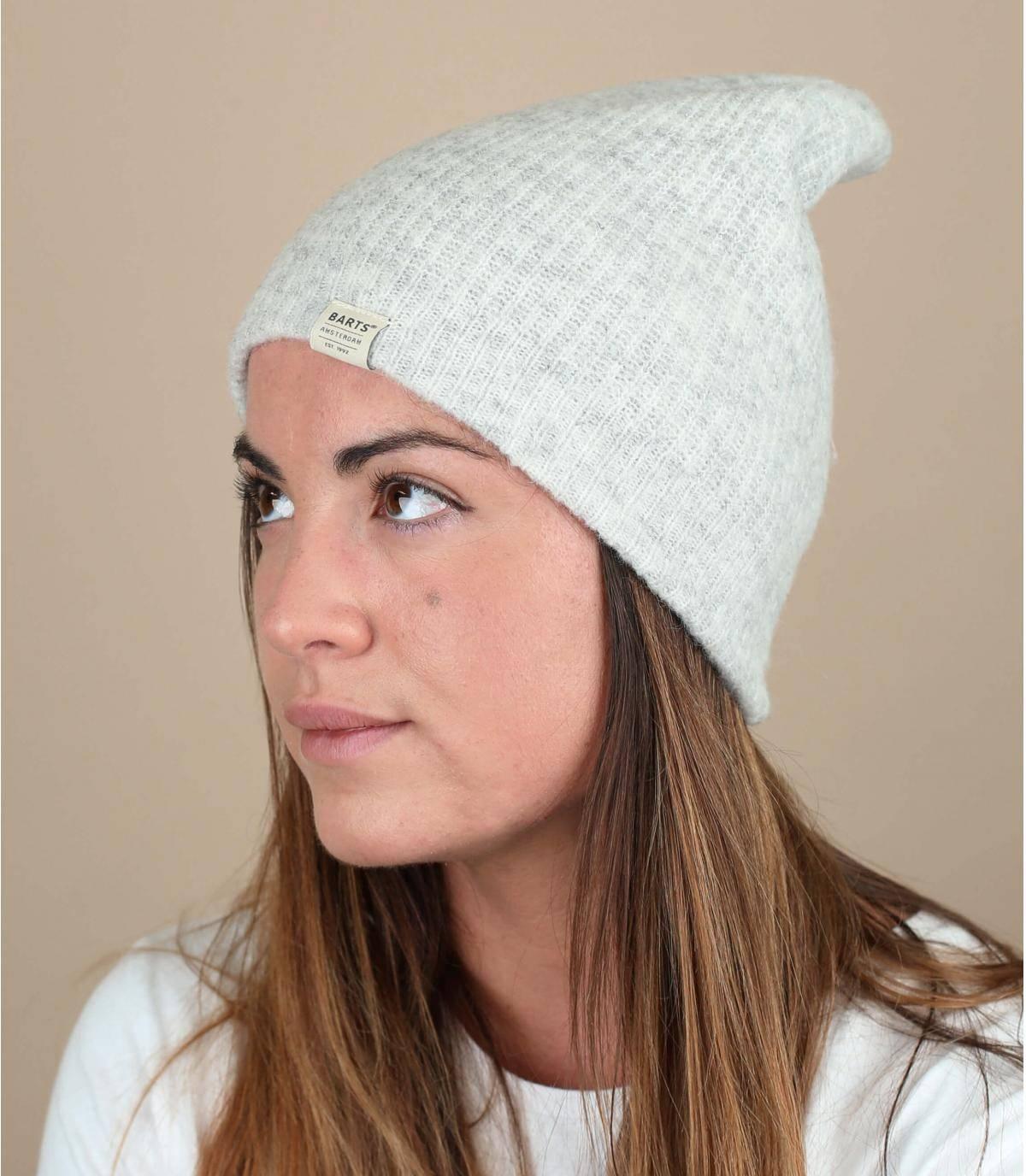 Lange Mütze Wolle