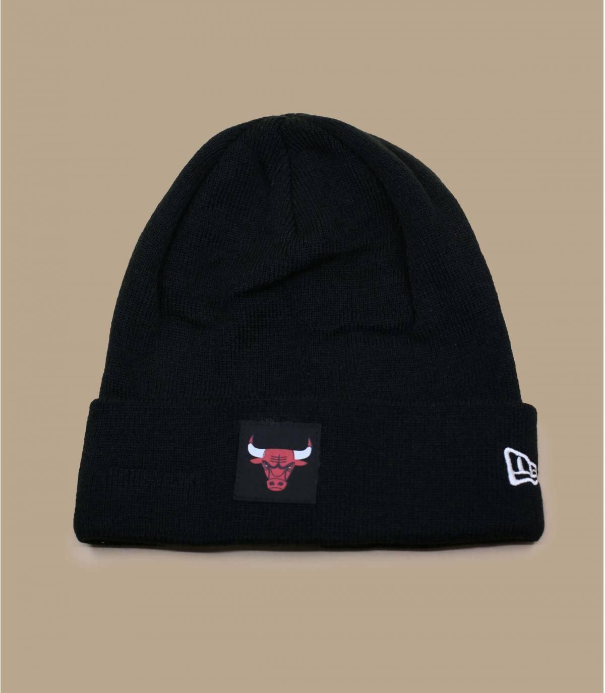 Mütze Bulls schwarz