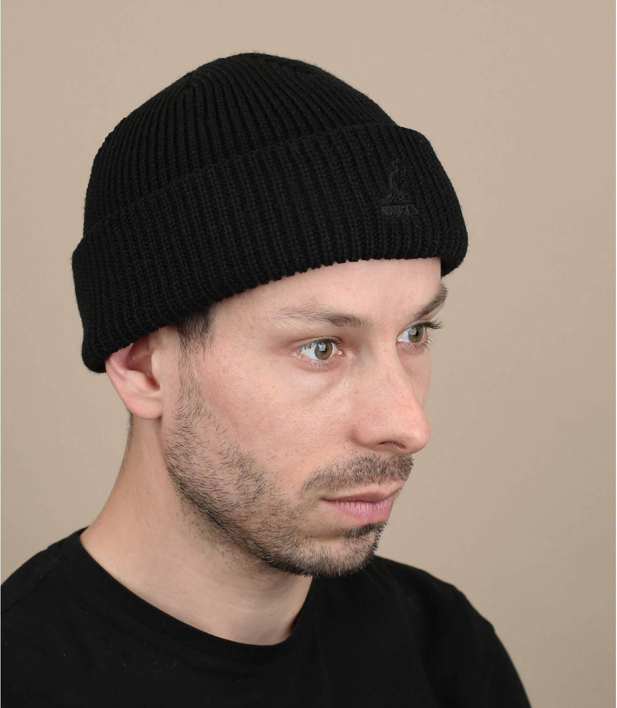 Mütze schwarz Kangol