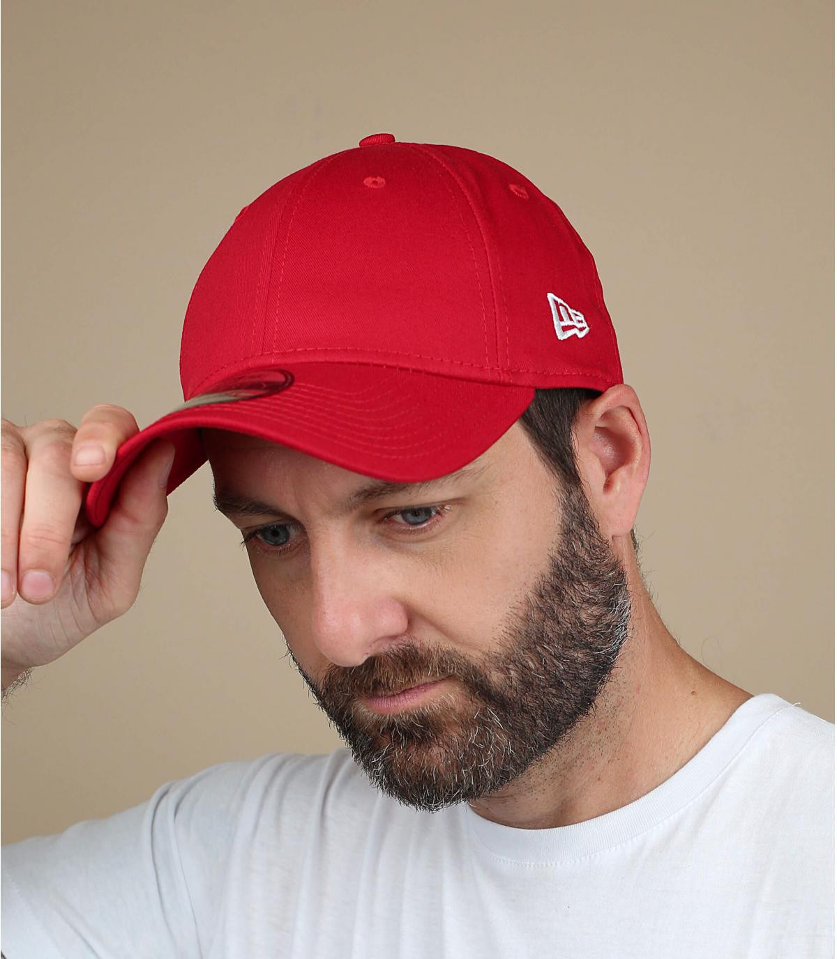 rot curved visor cap