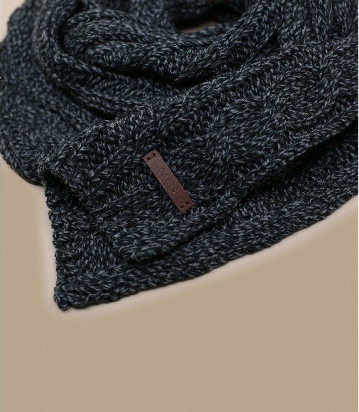 Details Twister Scarf black - Abbildung 2
