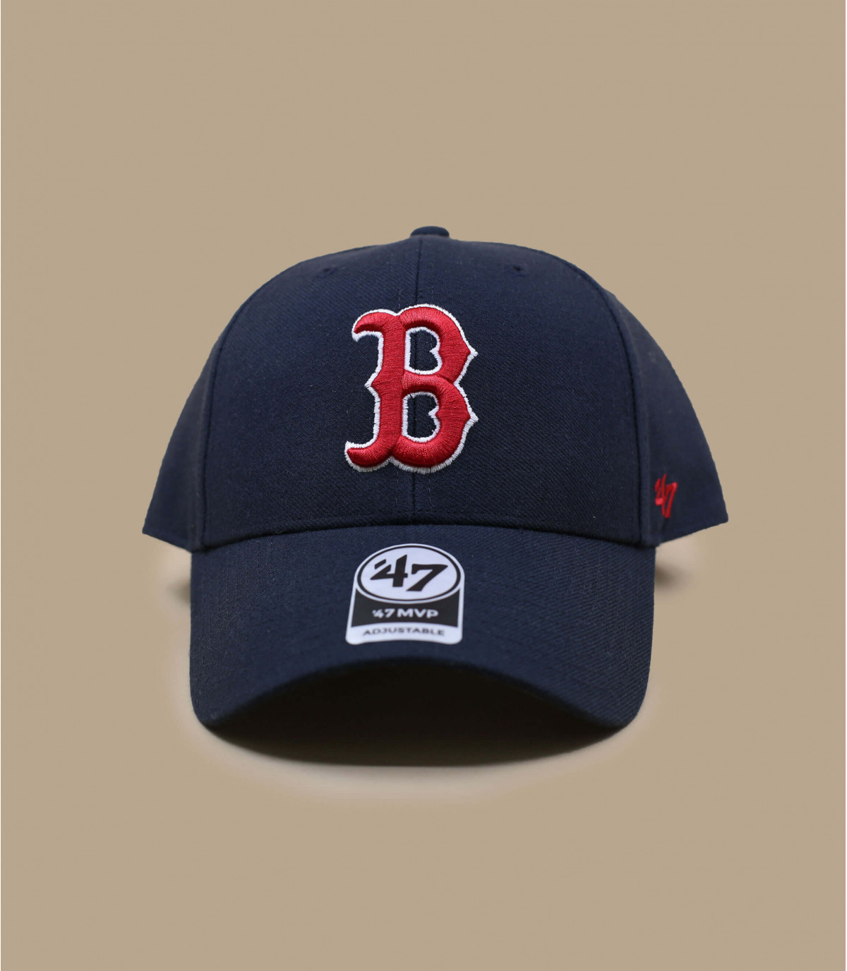 Cap B Red Sox marineblau
