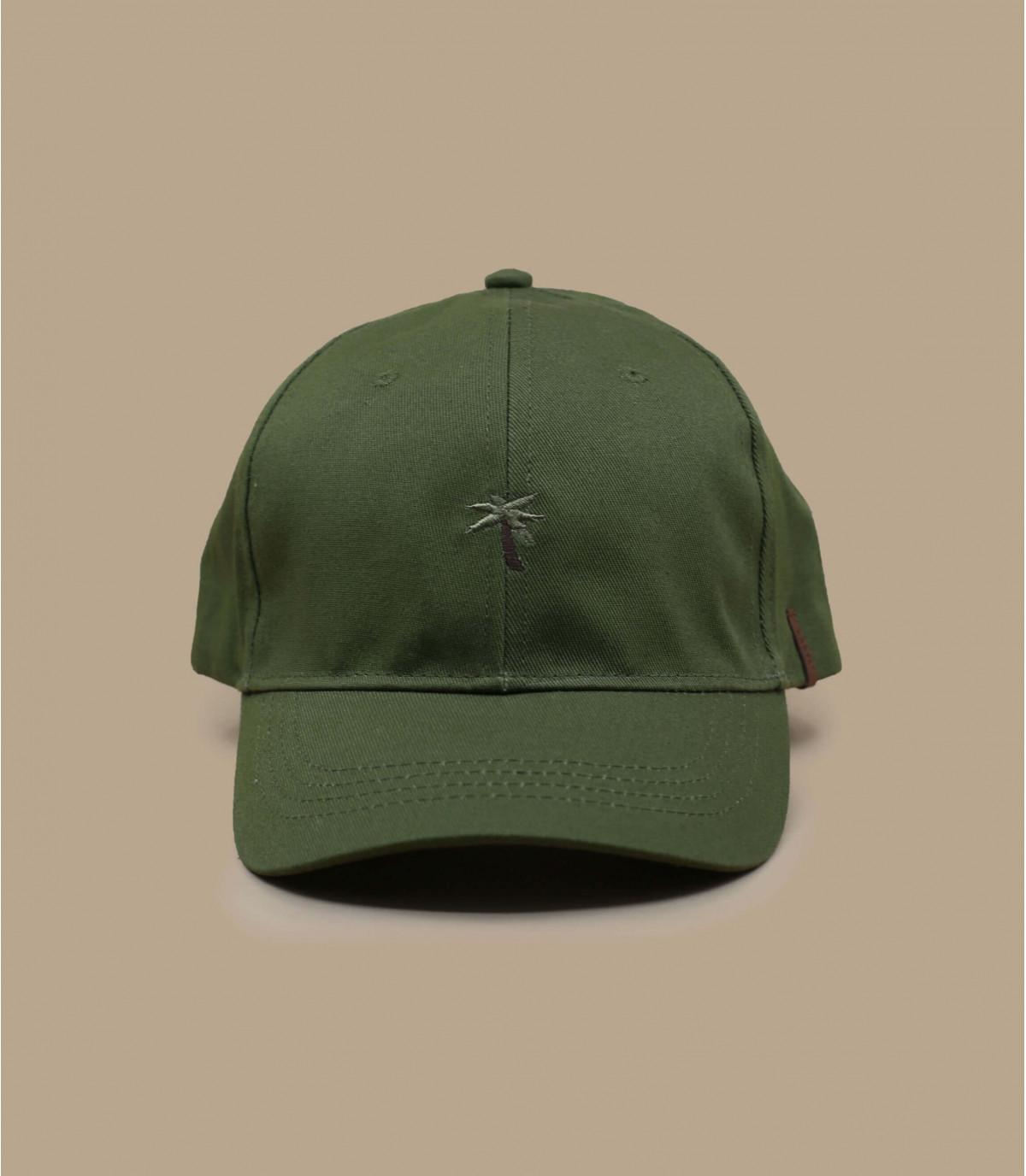 Cap Palmen grün