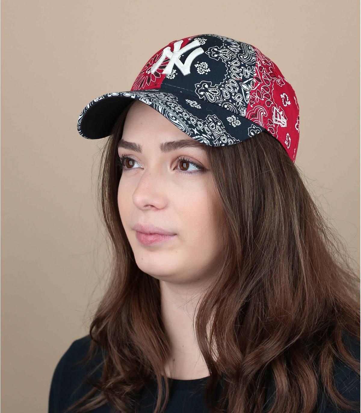 Damen Cap bandana