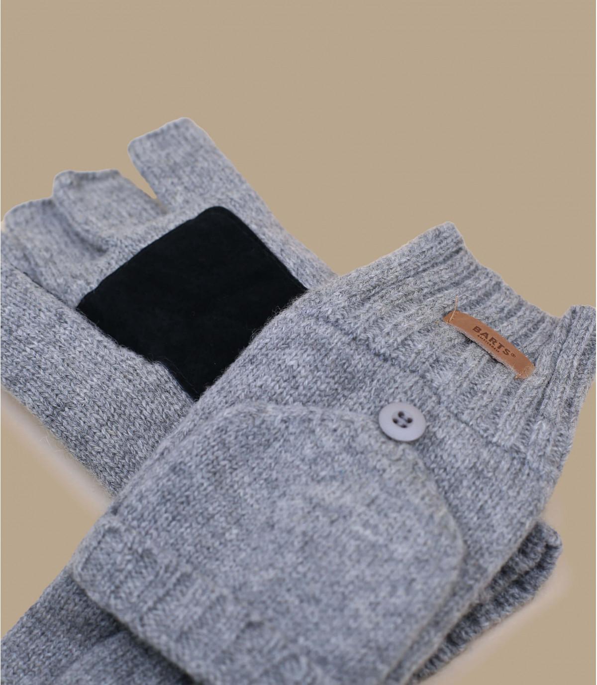Haakon Handschuhe grau