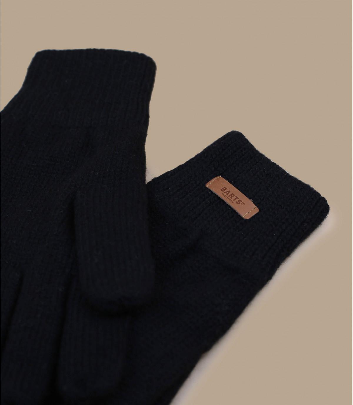 Haakon Handschuhe schwarz