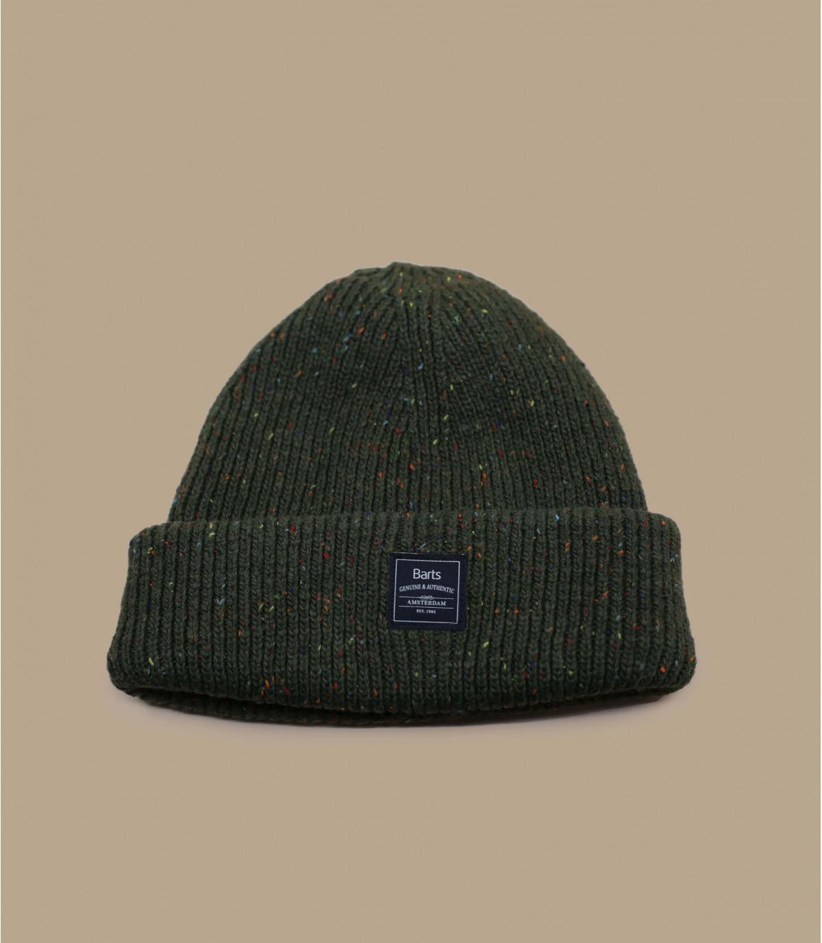 Mütze Revers khaki Barts
