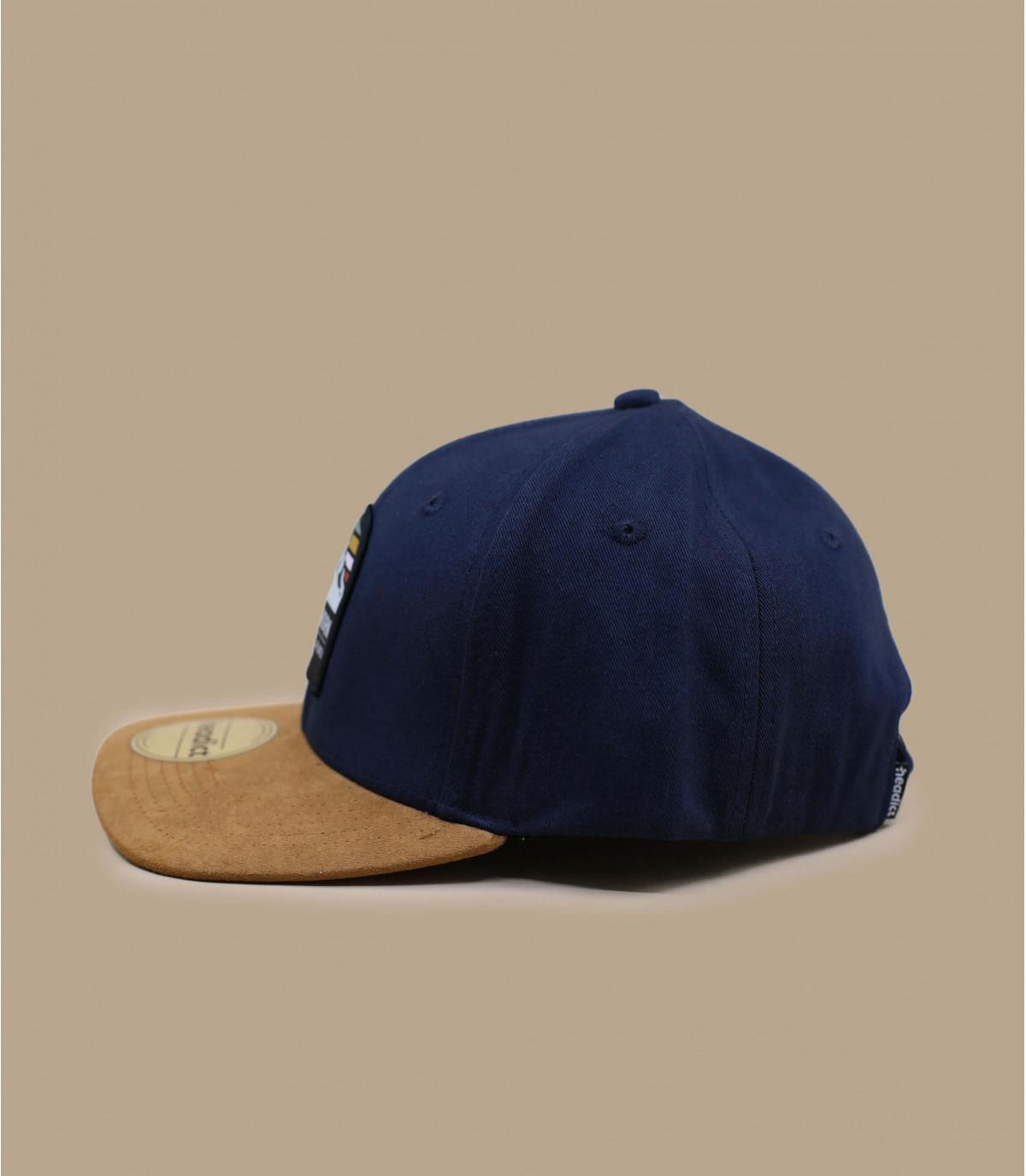 cap  matterhorn blau