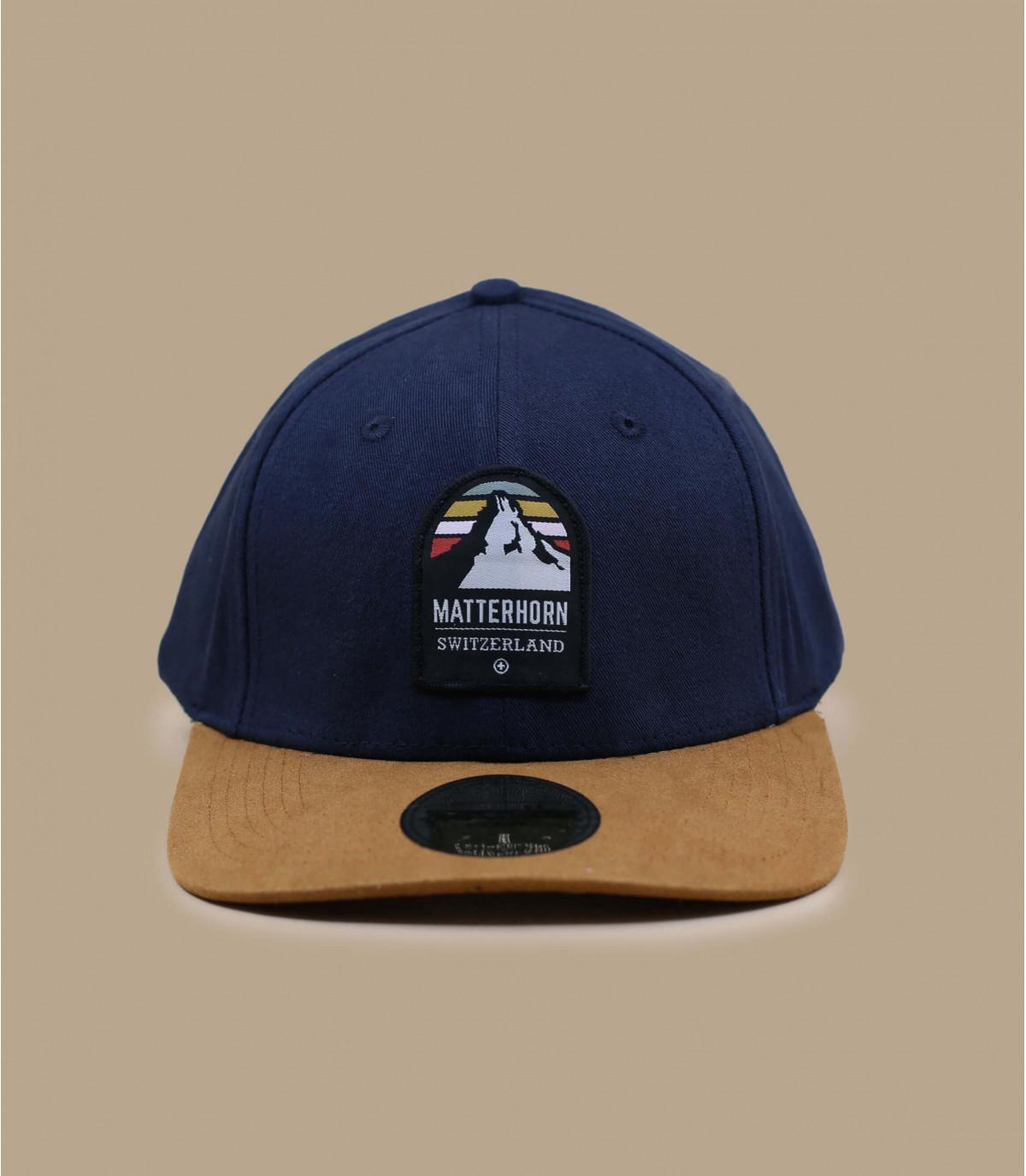 Details Curve Matterhorn navy suede - Abbildung 3