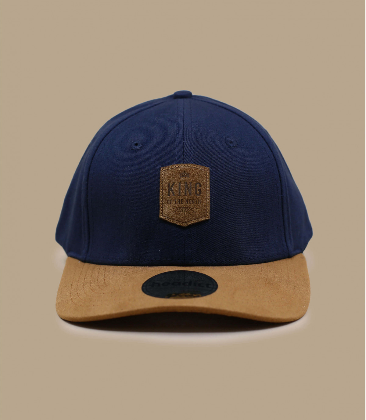 Details Curve King of the North navy brown - Abbildung 1
