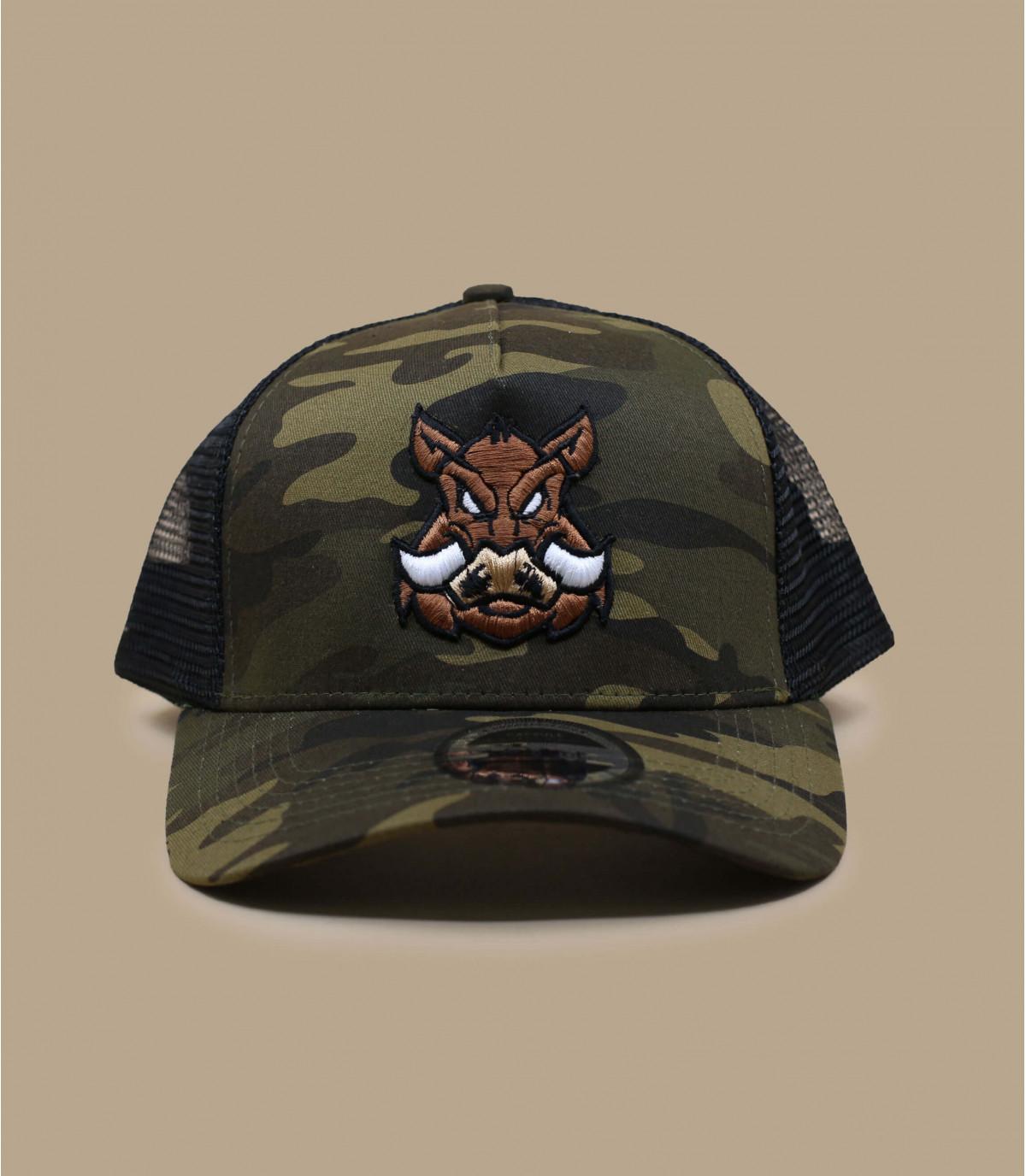 Cap Wildschwein