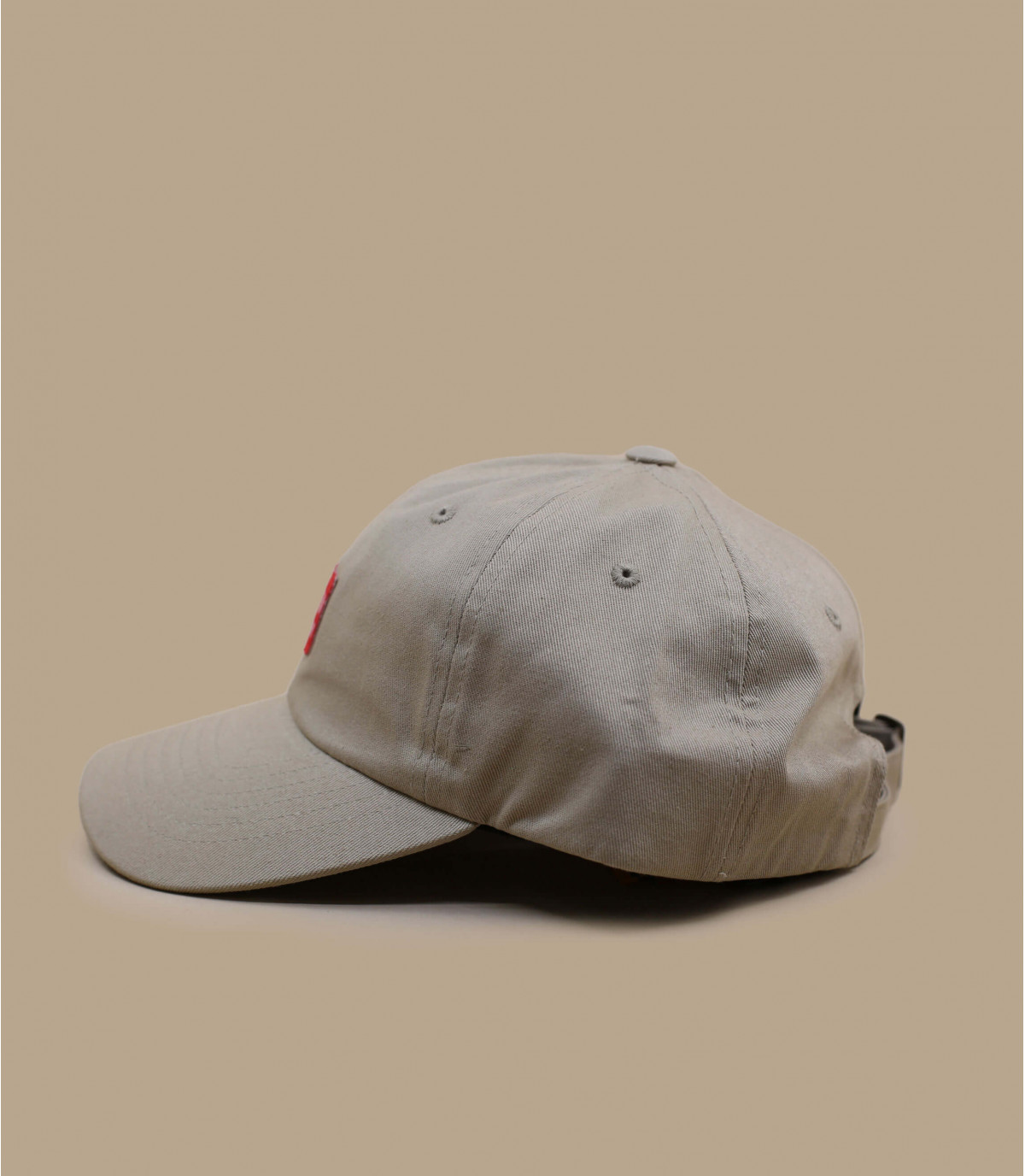 Curved Cap beige Brixton