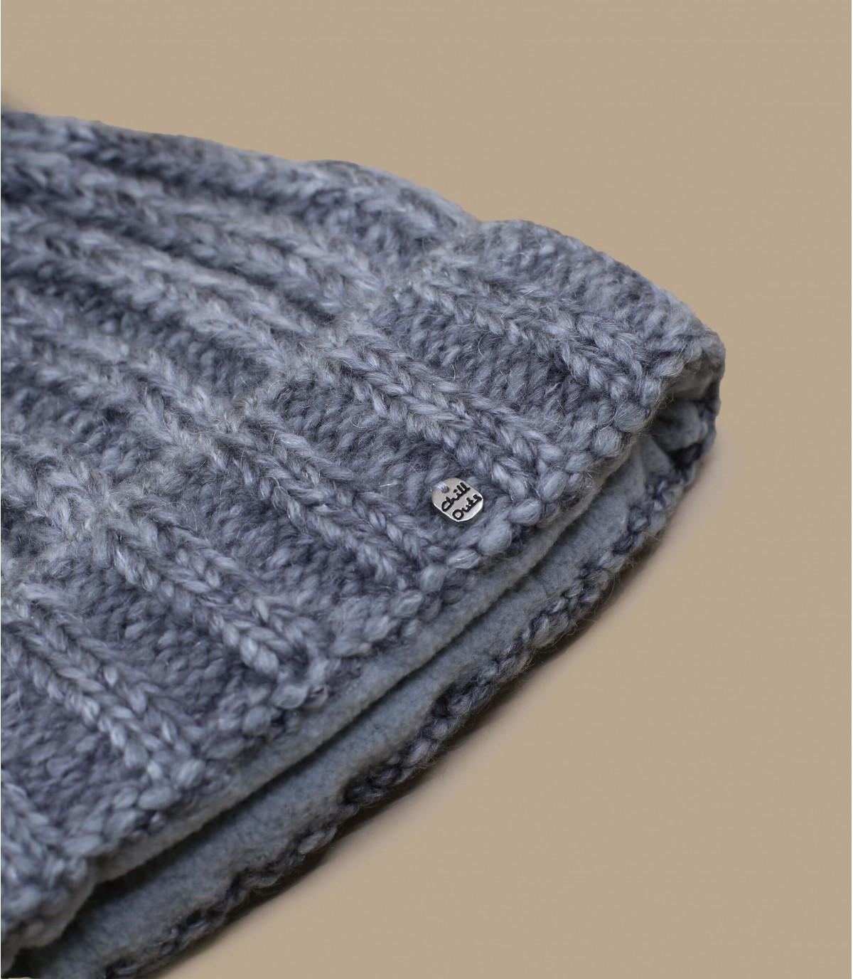 Details Indra Hat grey melange - Abbildung 2