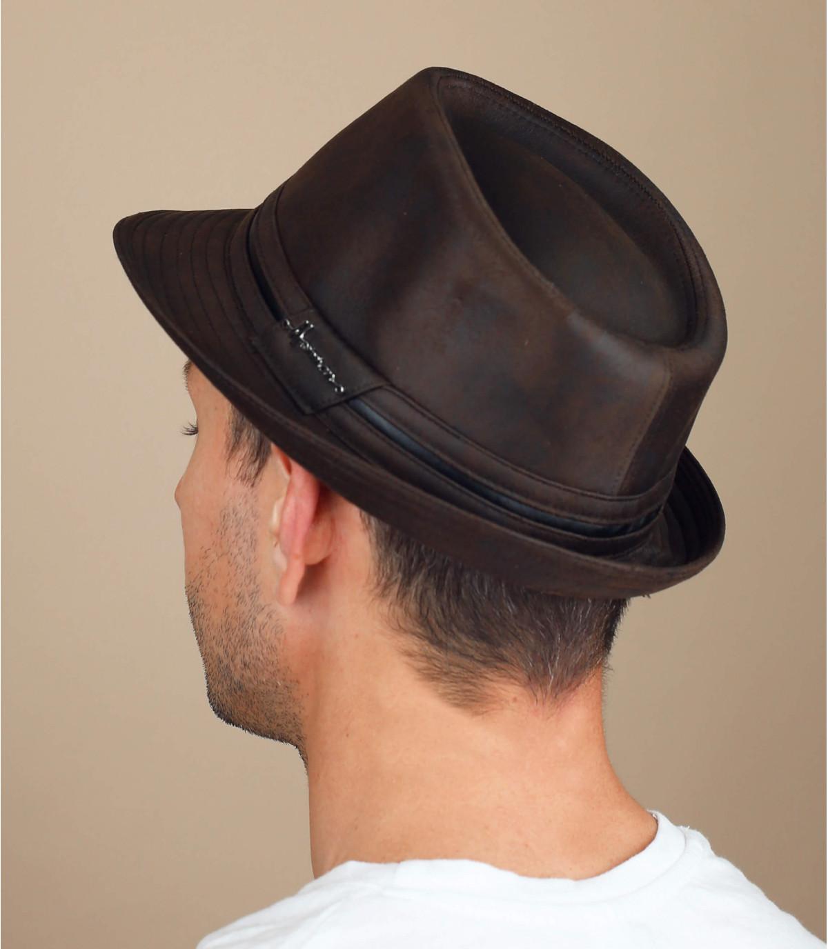 Brauner Hut - Kaufen Sie Online db91d353f022