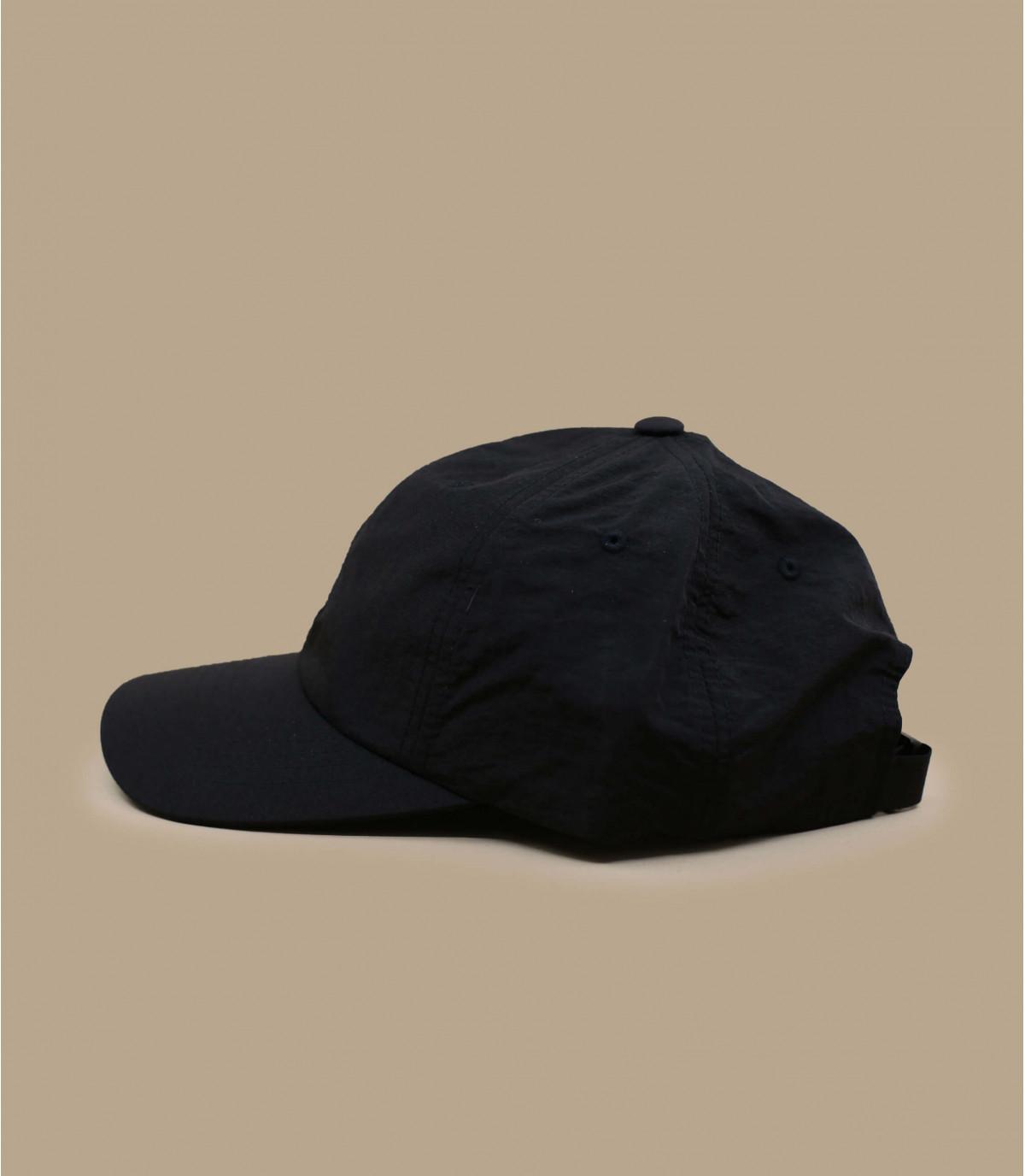 schwarze Cap Kangol