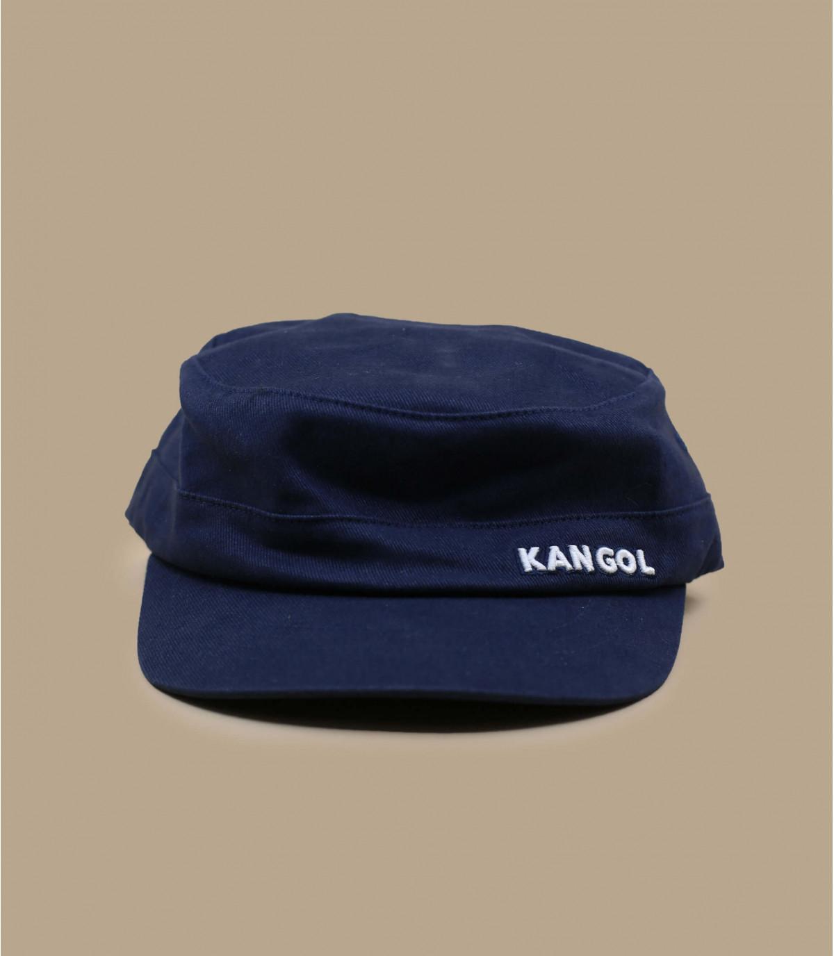 Army Cap blau Kangol