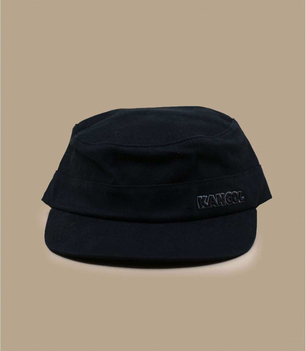 Army Cap schwarz  Kangol