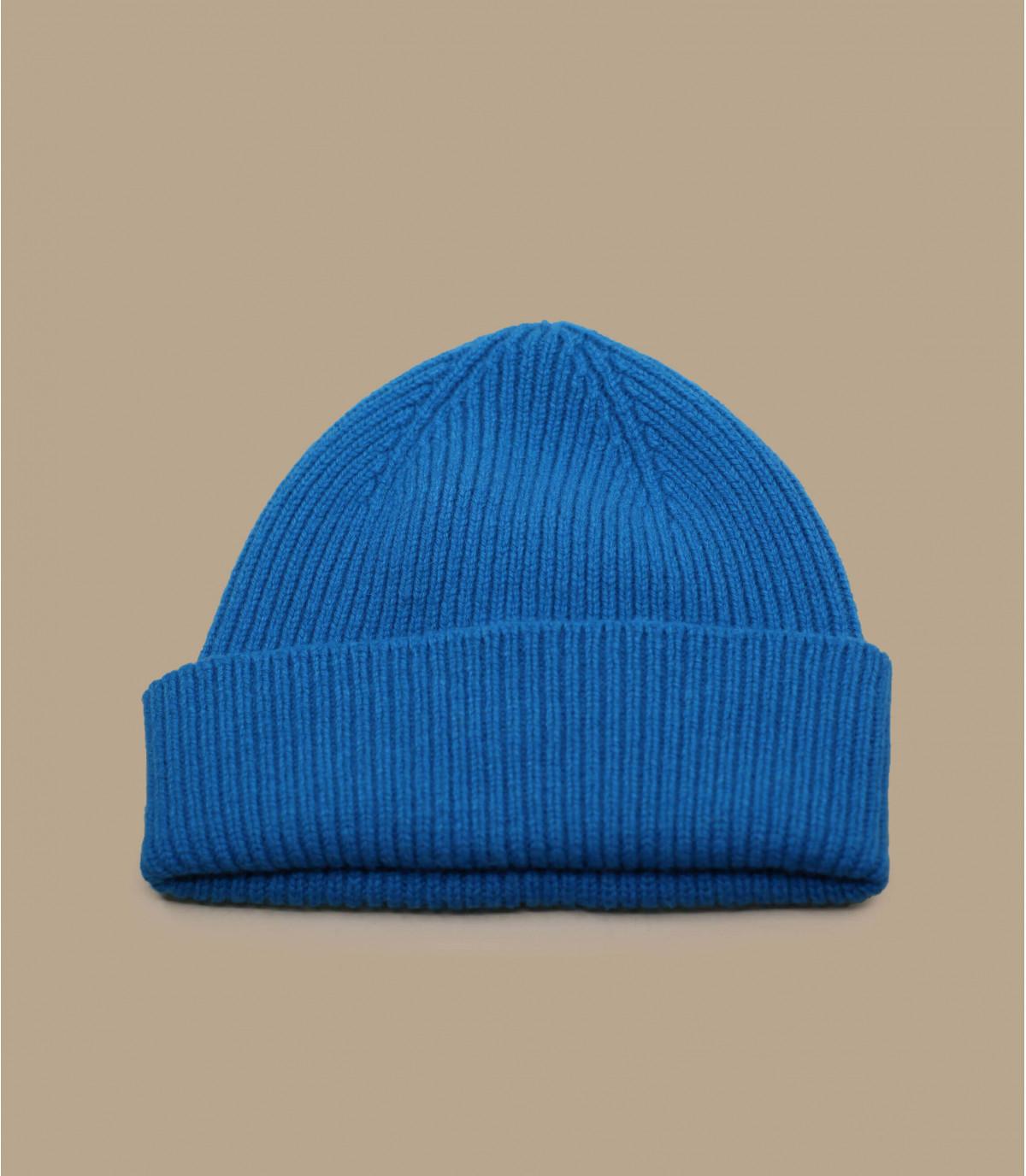 Docker Mütze blau Mackie
