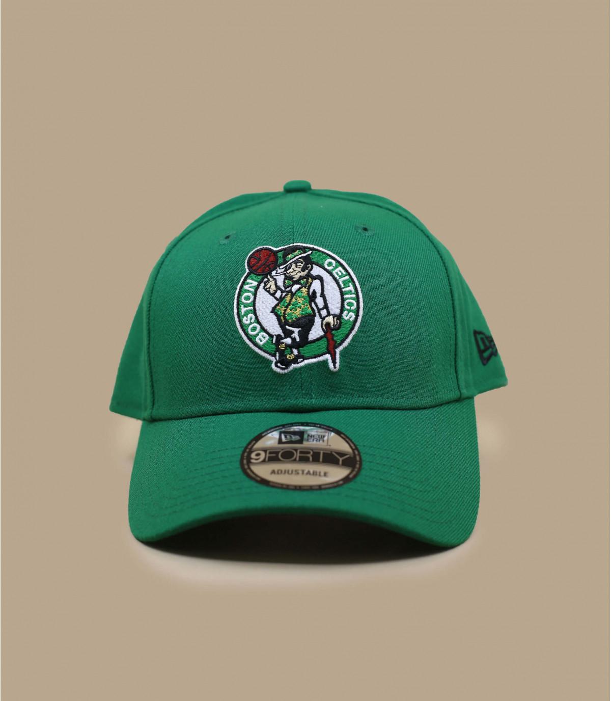 Curved Cap Celtics grüne