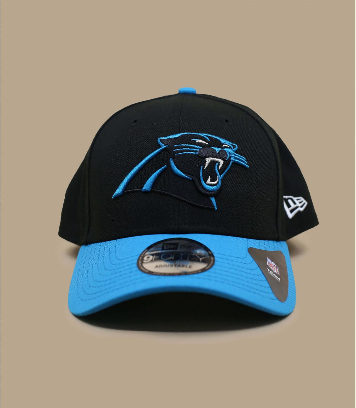 Cap Panthers Schild gebogen