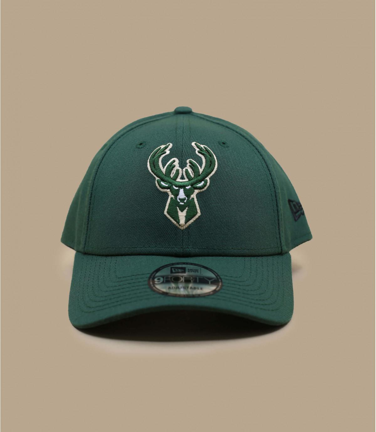 Curved Cap Bucks grün