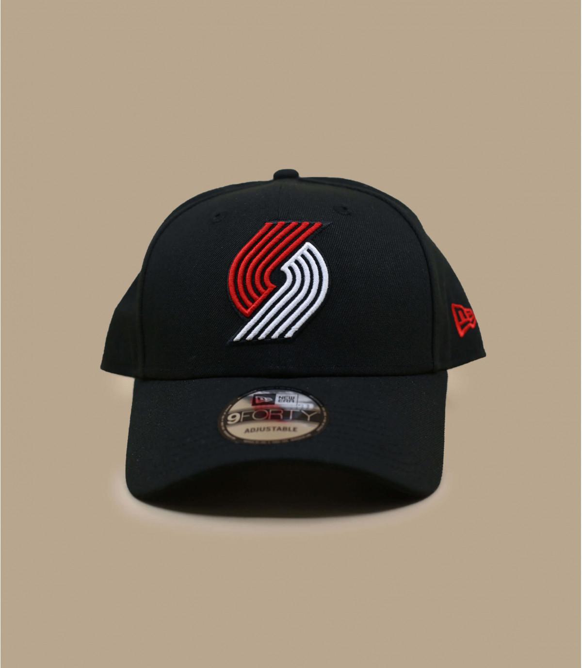 Baseball CapTrailblazers schwarz
