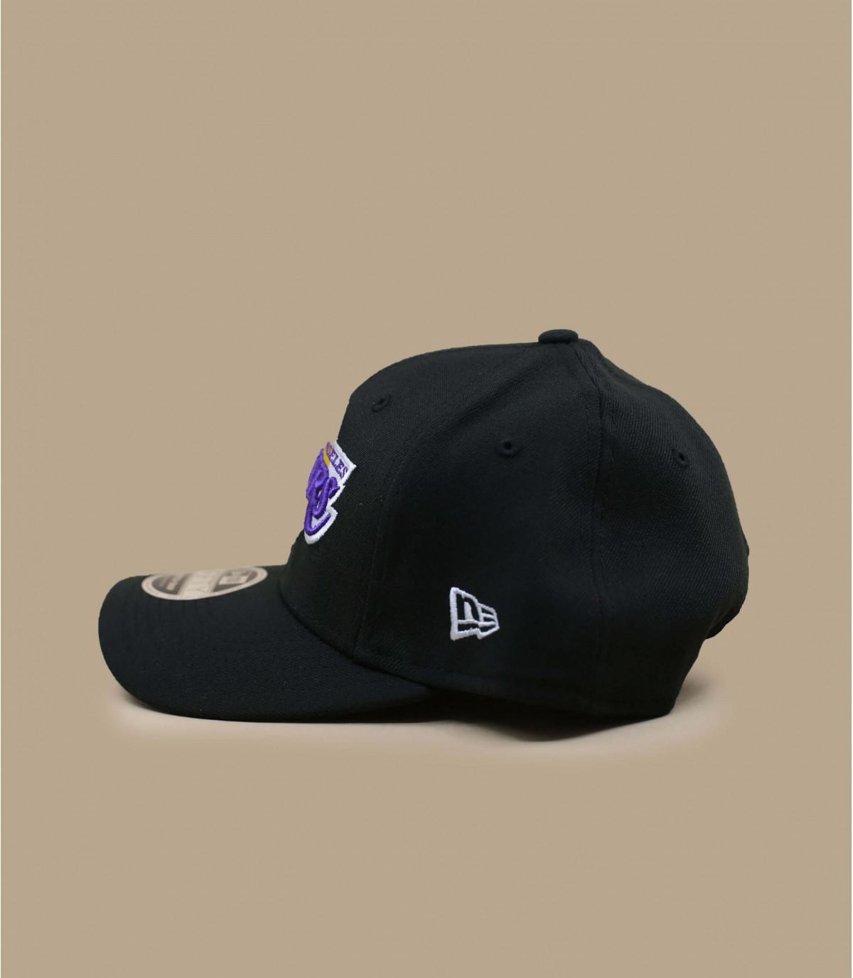 Cap Lakers schwarz