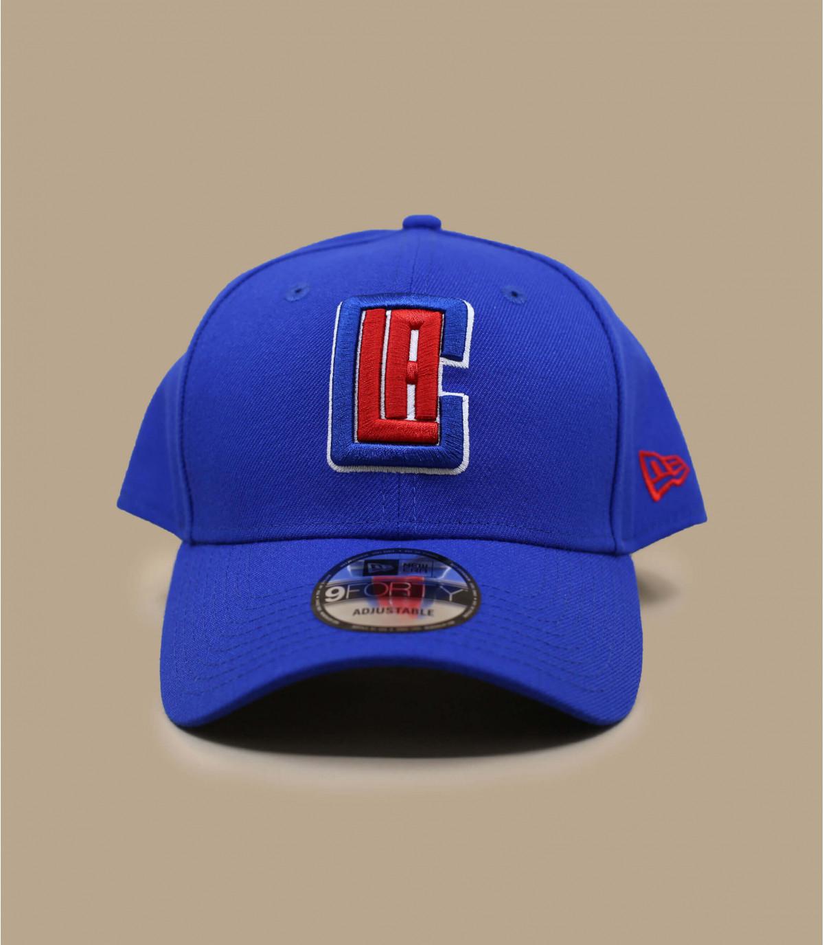 NBA Curve Cap Clippers