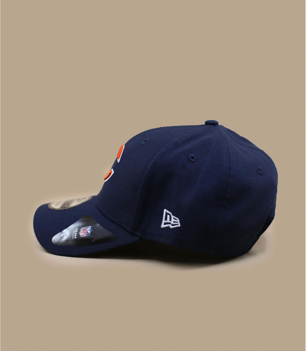 Cap curve Bears marineblau